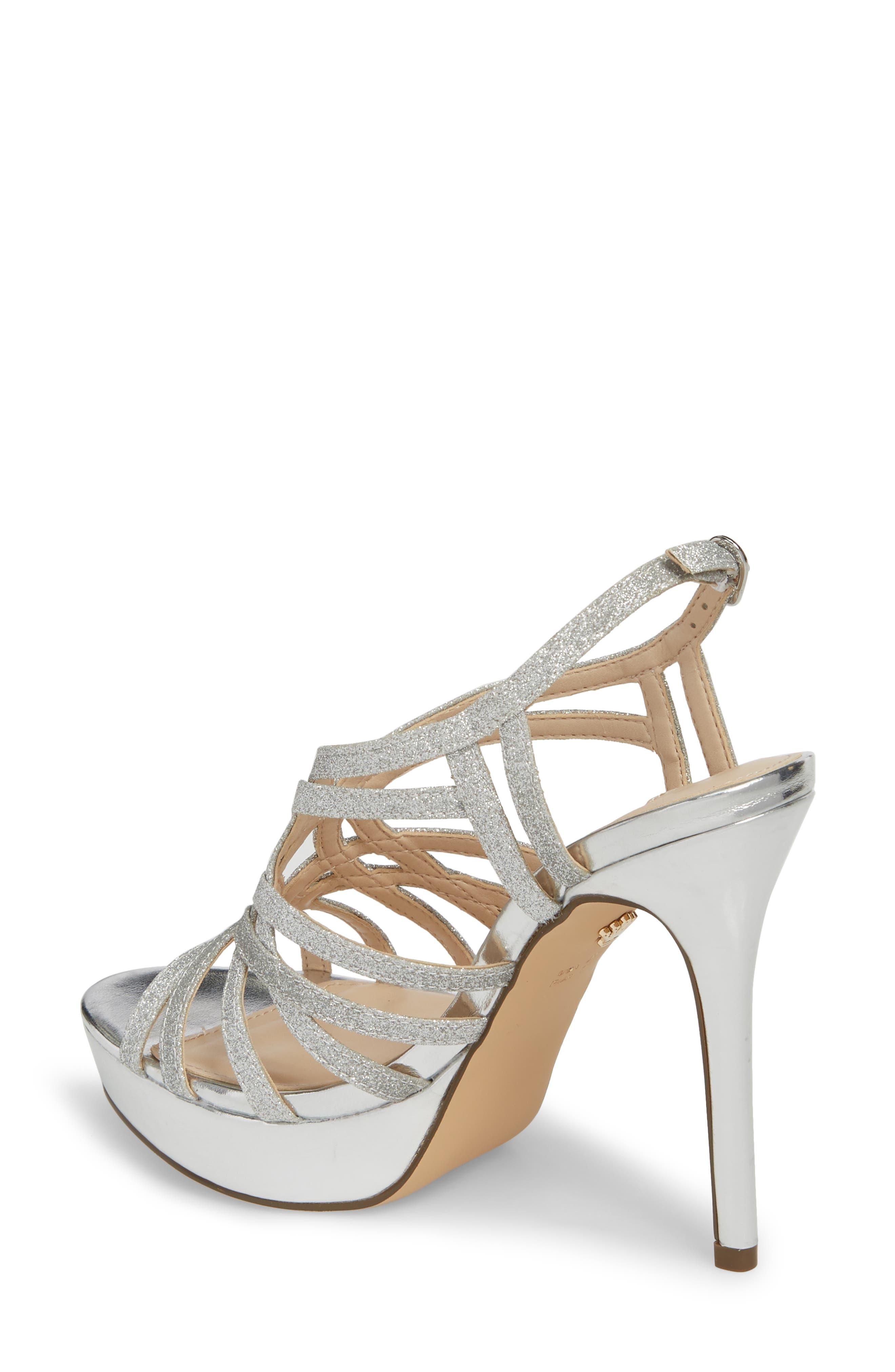 Solina Platform Sandal,                             Alternate thumbnail 4, color,