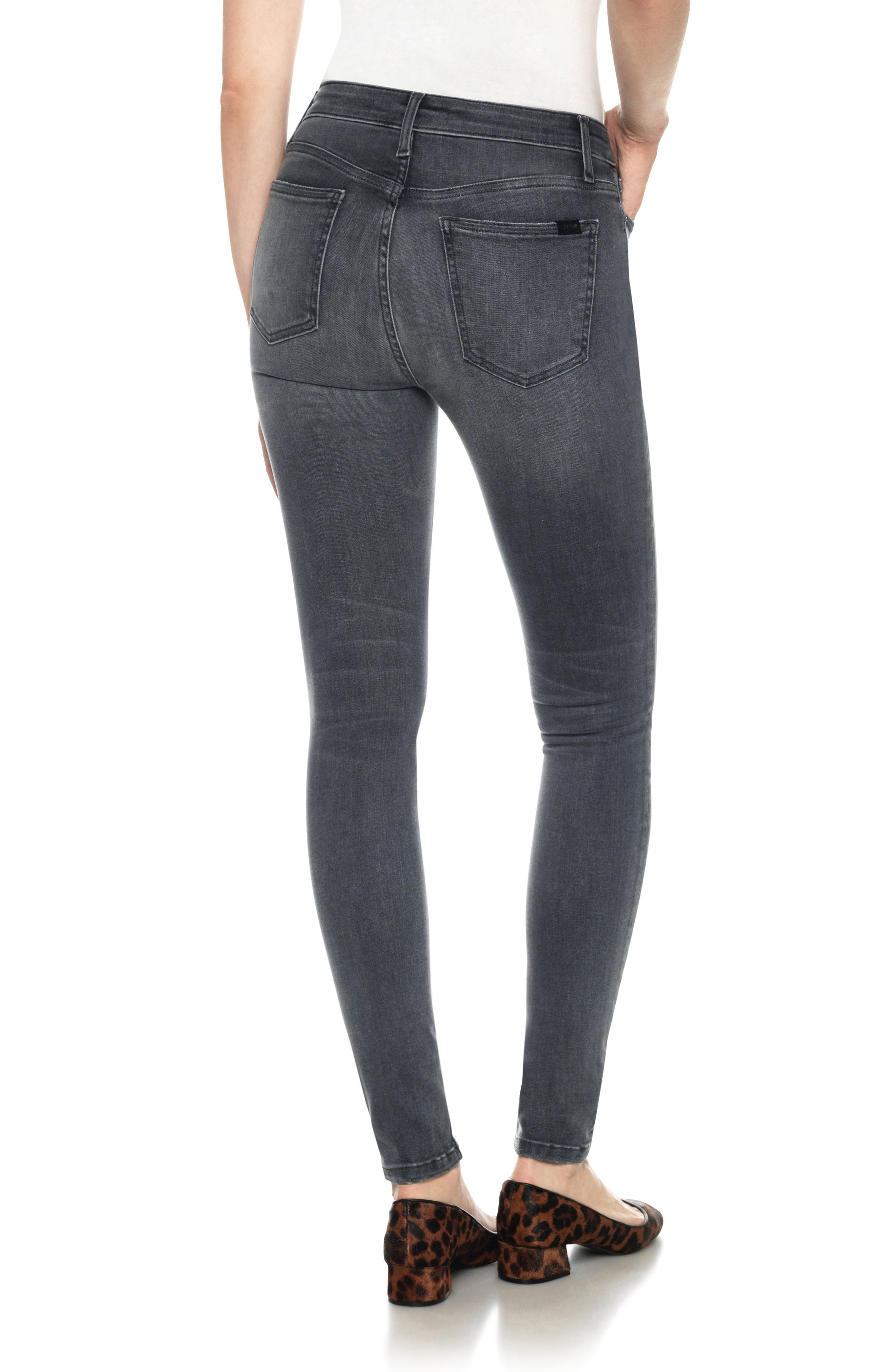 Flawless - Charlie High Waist Skinny Jeans,                             Alternate thumbnail 2, color,                             027