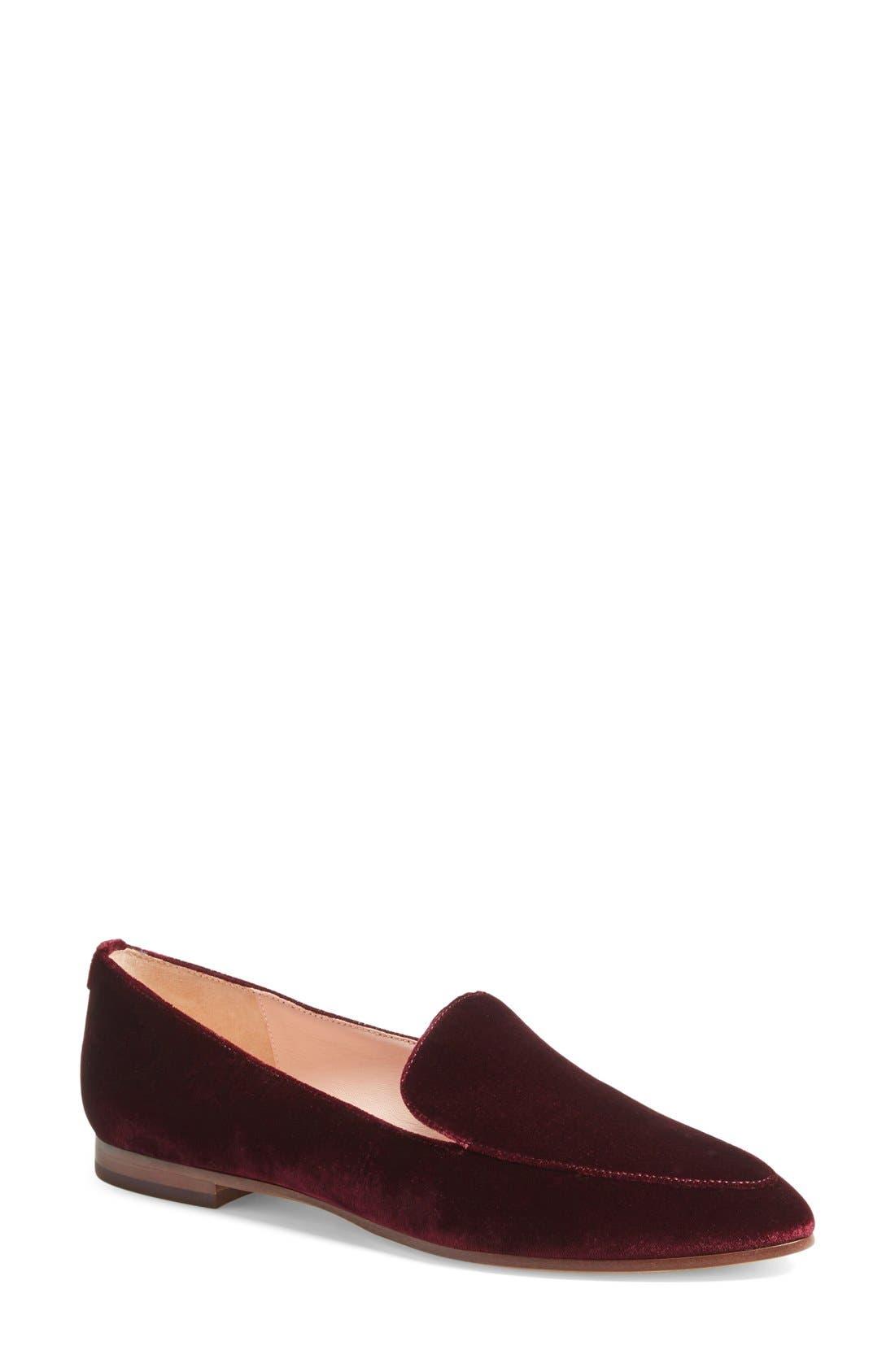 'carima' loafer flat,                             Main thumbnail 16, color,