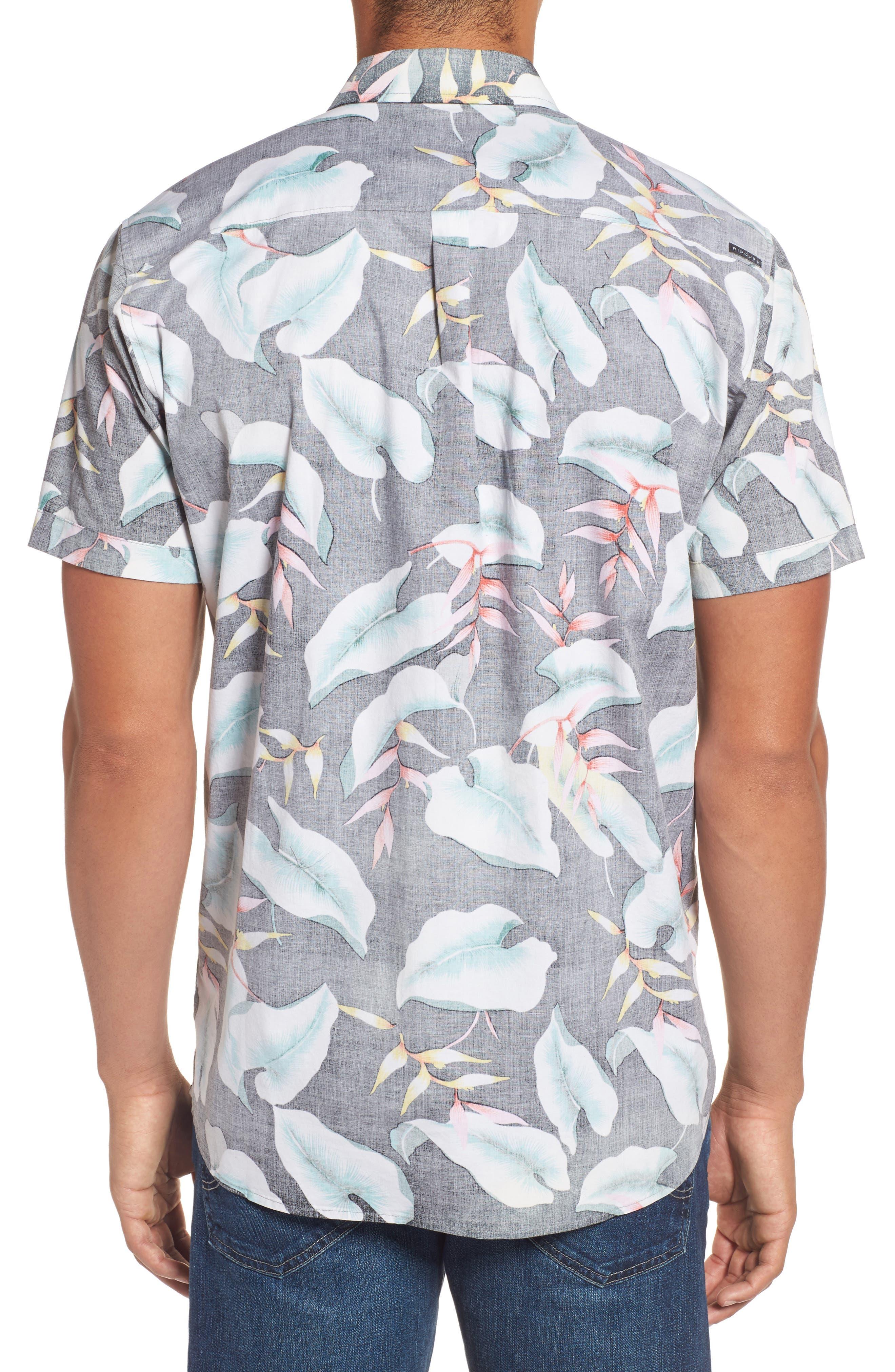 Resort Sport Shirt,                             Alternate thumbnail 2, color,                             001