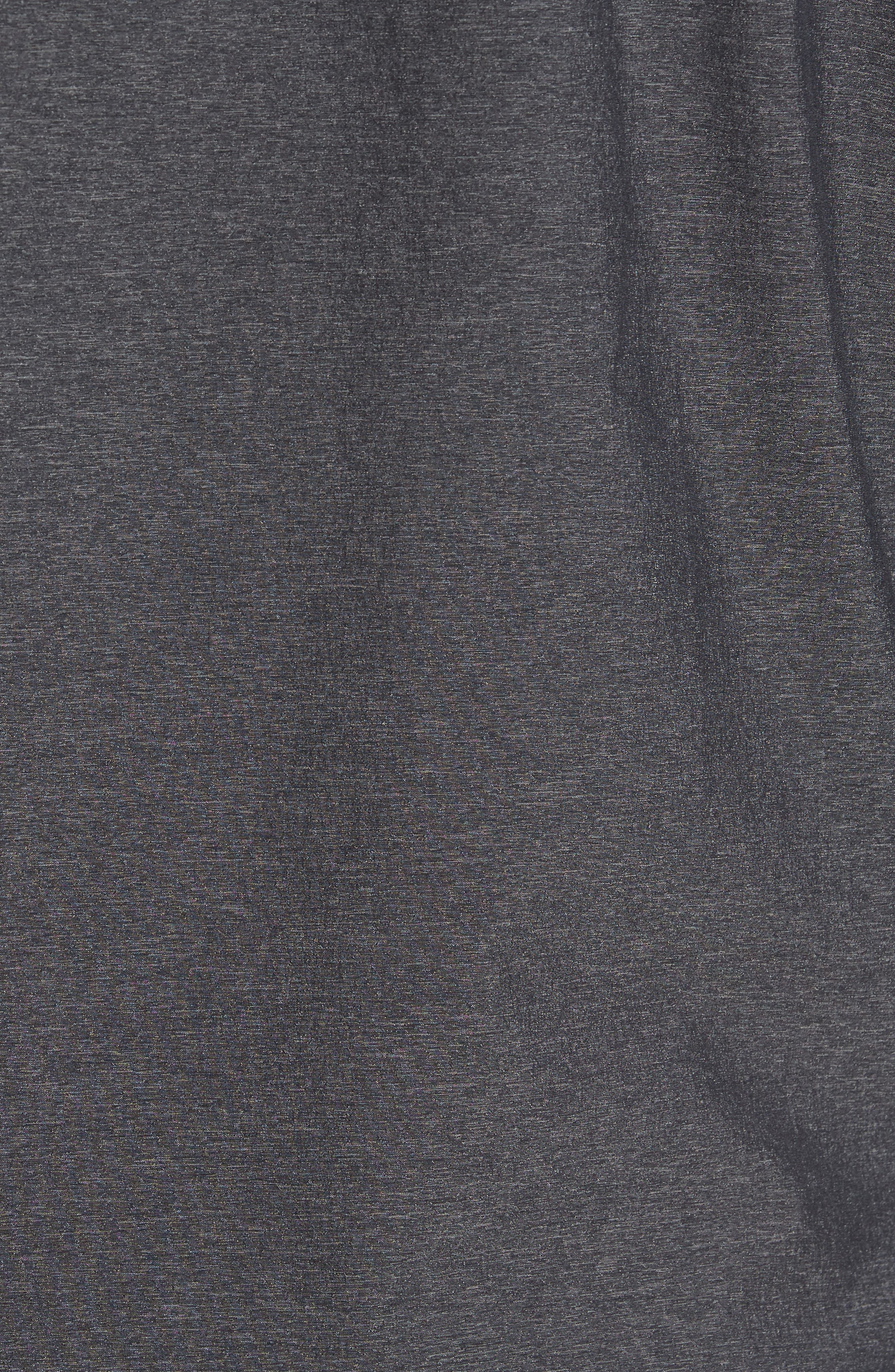 Knit & Woven Hoodie,                             Alternate thumbnail 6, color,                             021