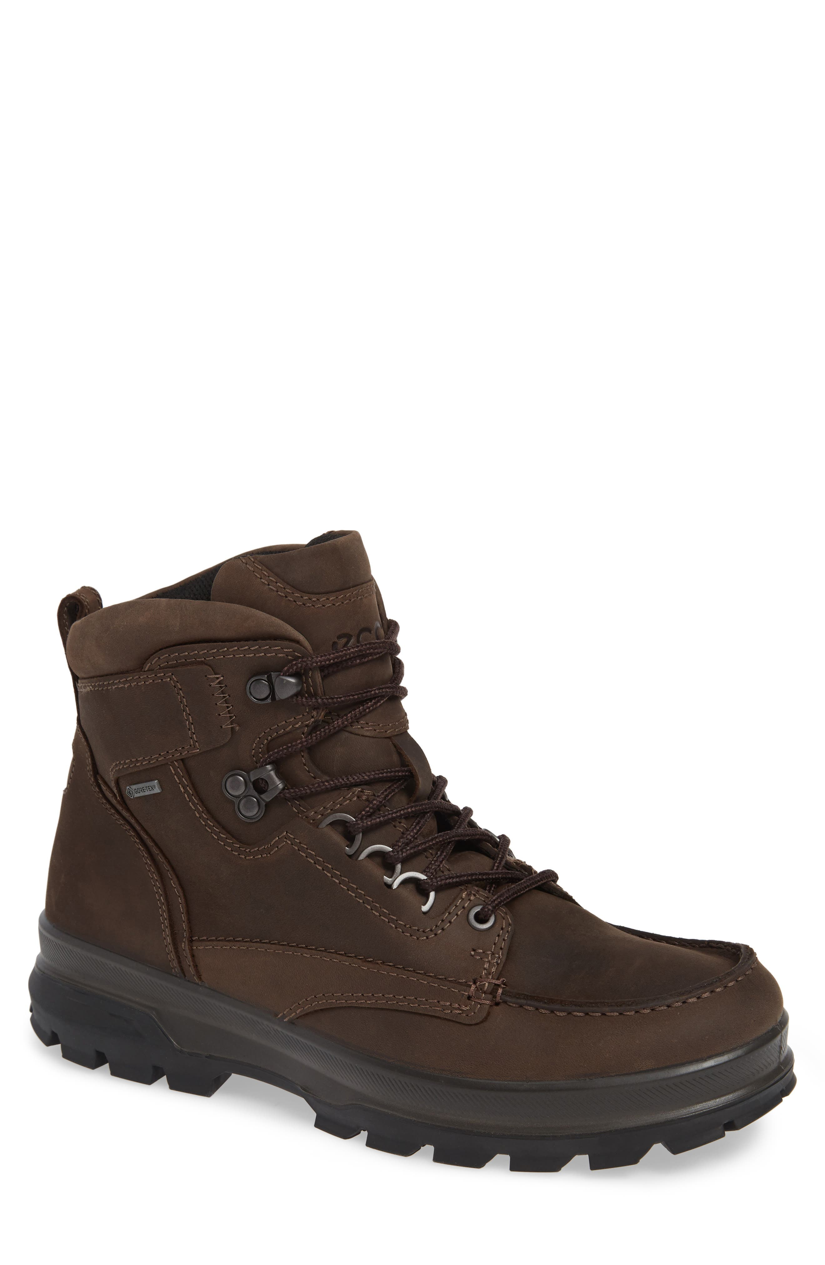 ECCO Rugged Track Gore-Tex<sup>®</sup> Waterproof Boot, Main, color, 217