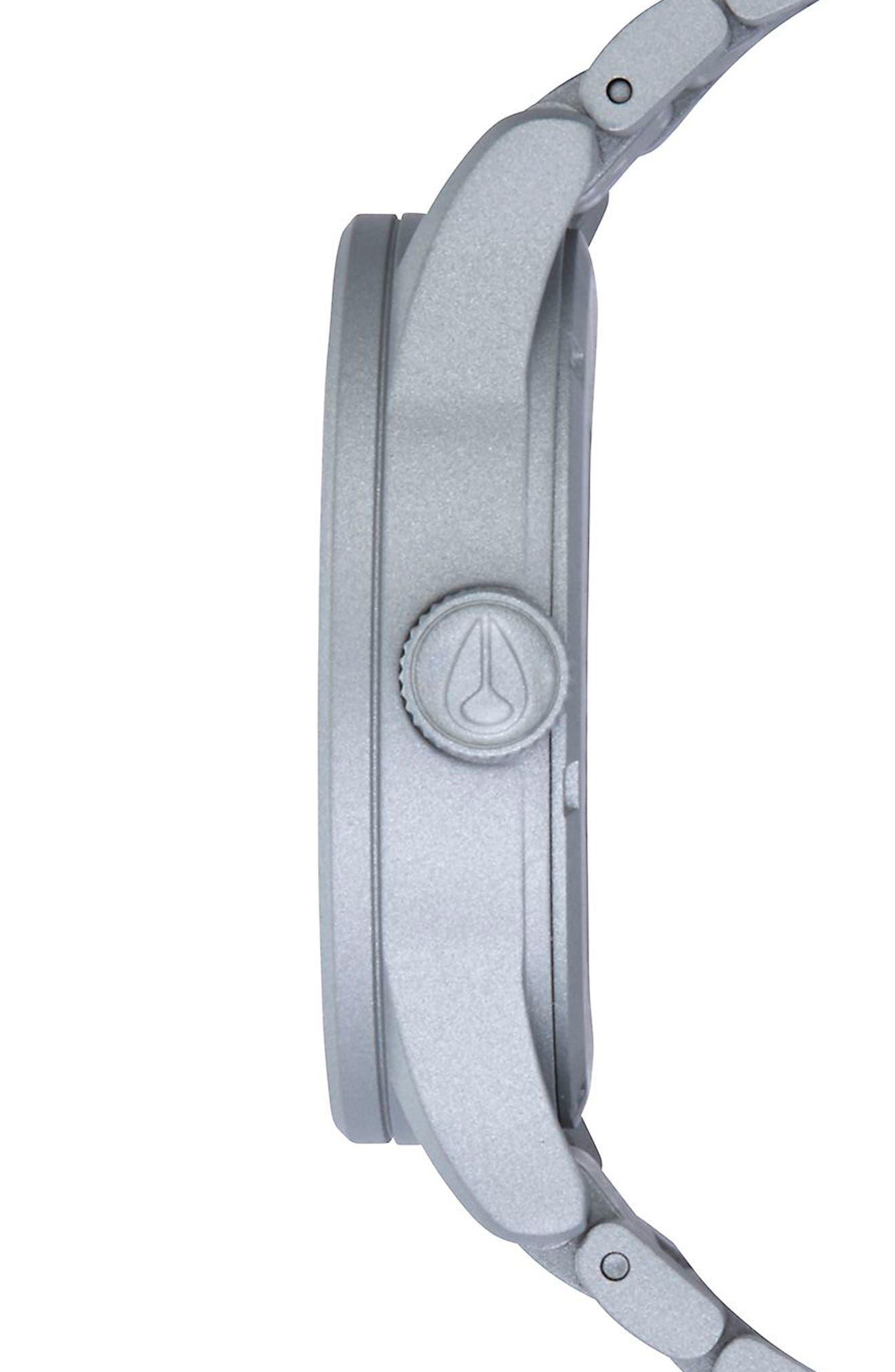 Sentry Bracelet Watch, 42mm,                             Alternate thumbnail 11, color,