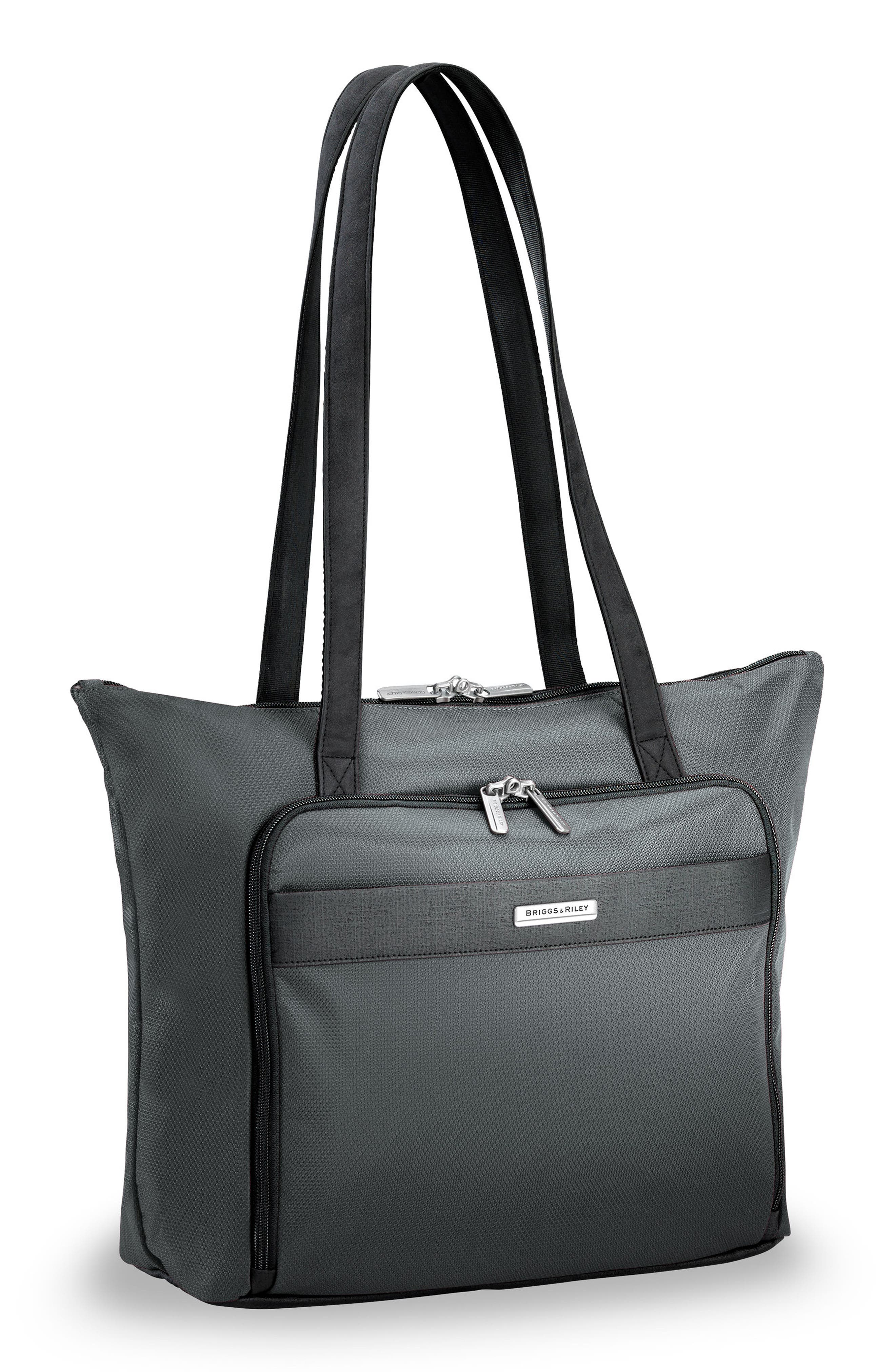 BRIGGS & RILEY,                             Transcend 400 Tote Bag,                             Alternate thumbnail 4, color,                             SLATE GREY