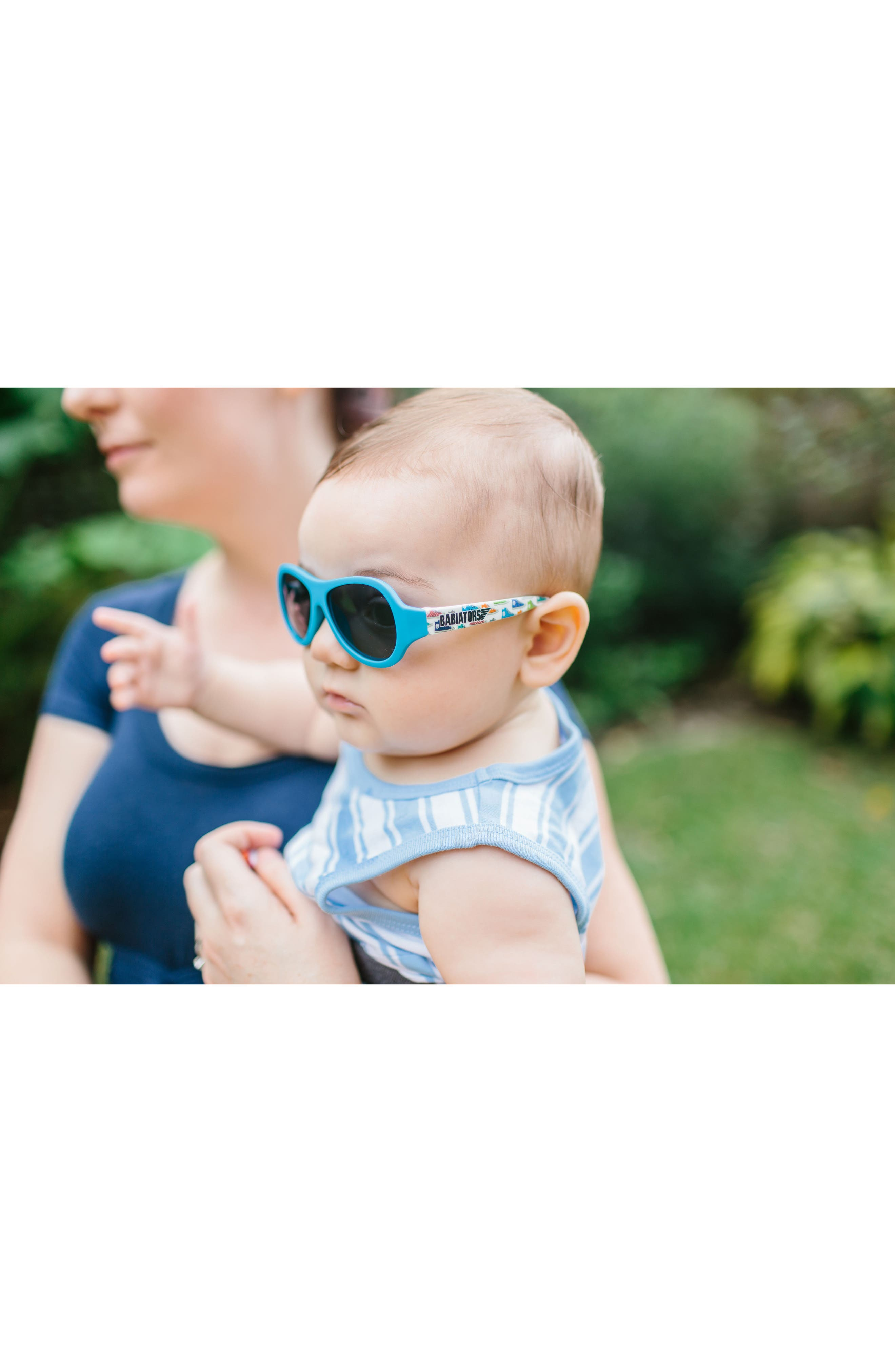Polarized Sunglasses,                             Alternate thumbnail 4, color,                             FEELING SNEAKY