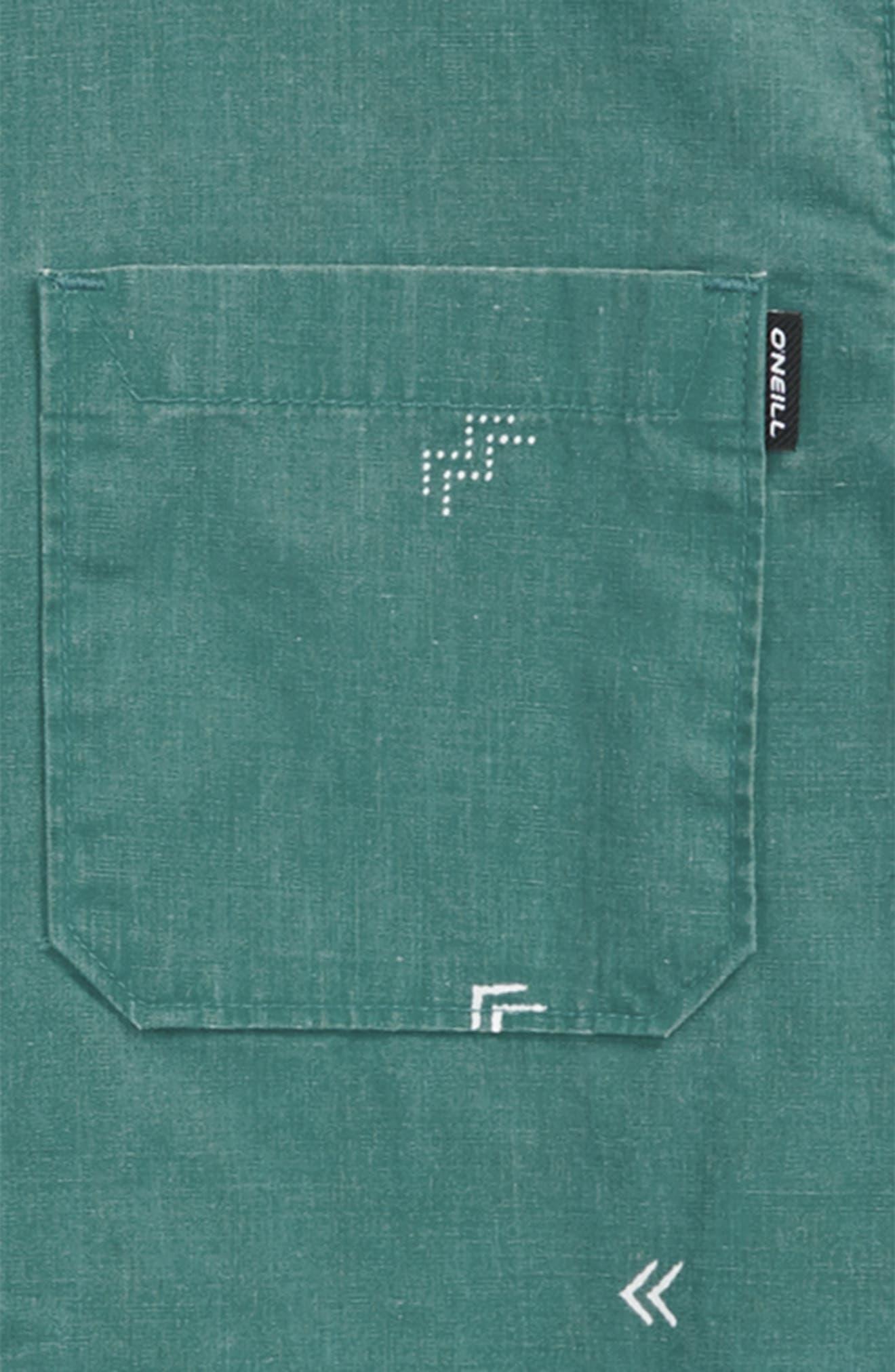 Kruger Woven Shirt,                             Alternate thumbnail 2, color,                             325