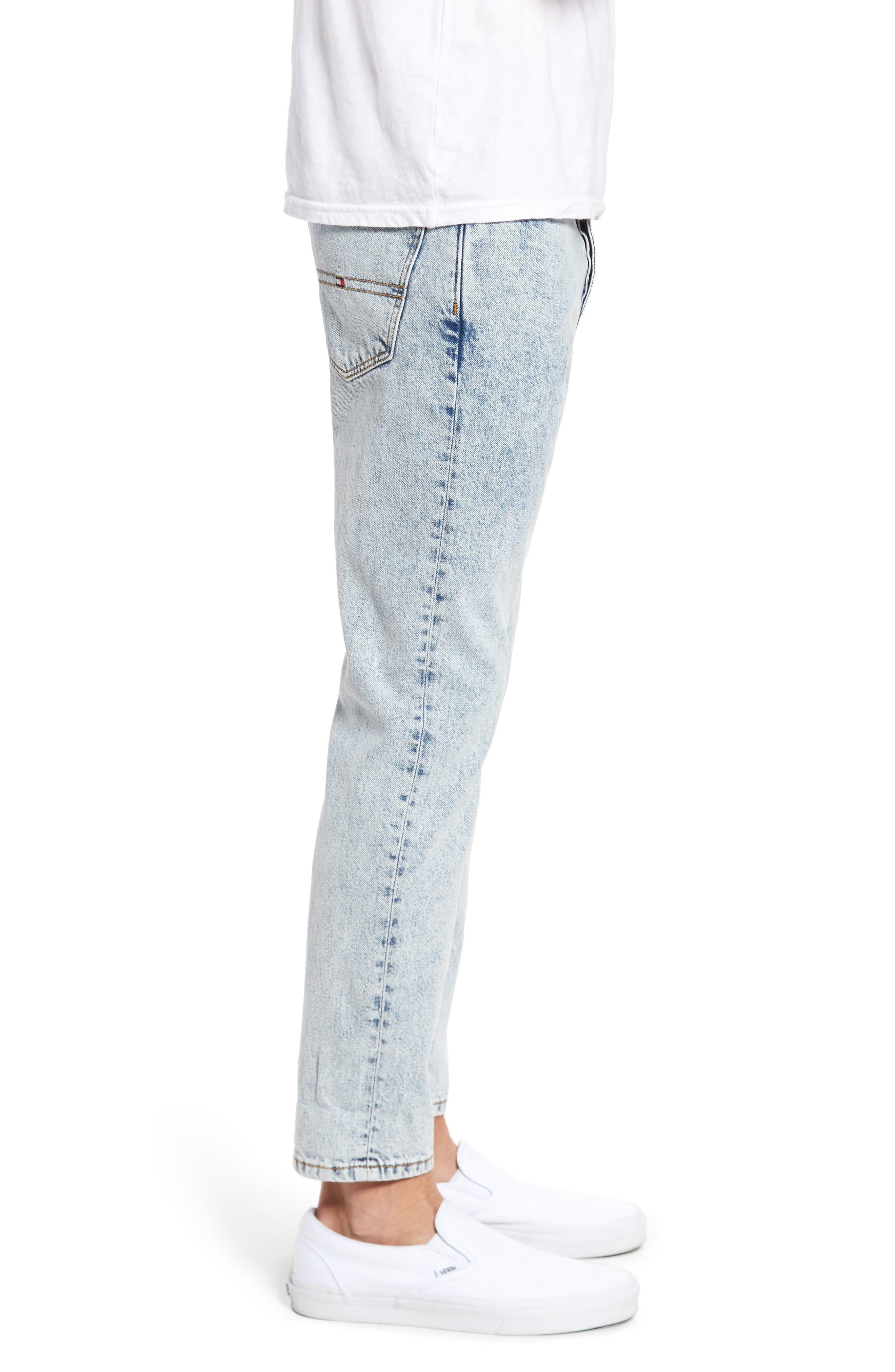 90s Classic Straight Leg Jeans,                             Alternate thumbnail 11, color,