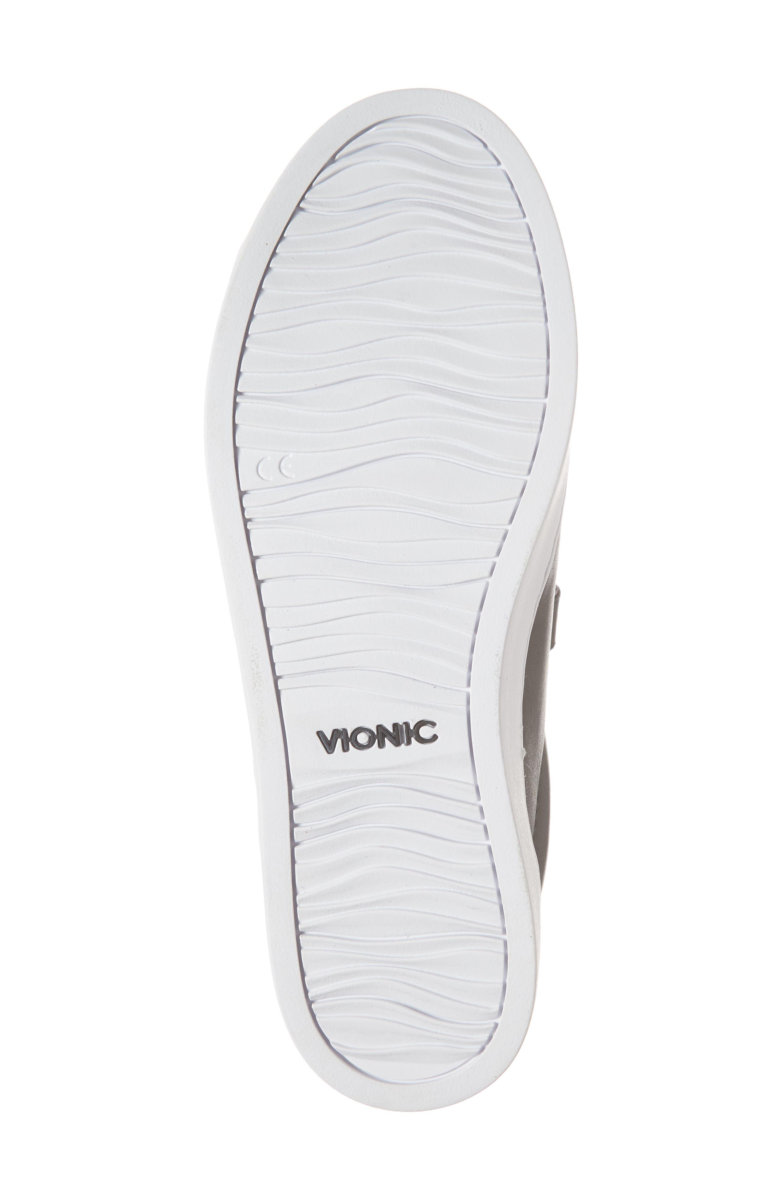 VIONIC,                             Bobbi Sneaker,                             Alternate thumbnail 6, color,                             001