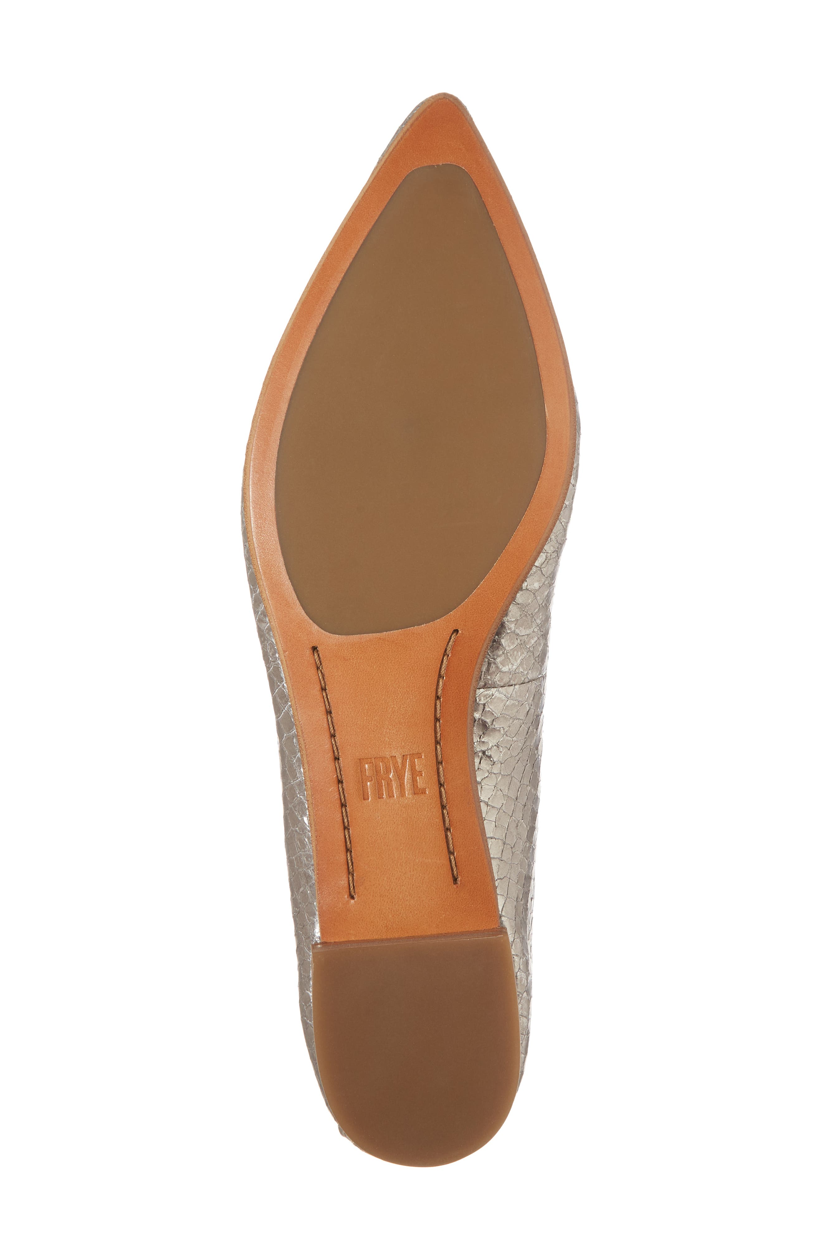 Sienna Pointy Toe Ballet Flat,                             Alternate thumbnail 16, color,