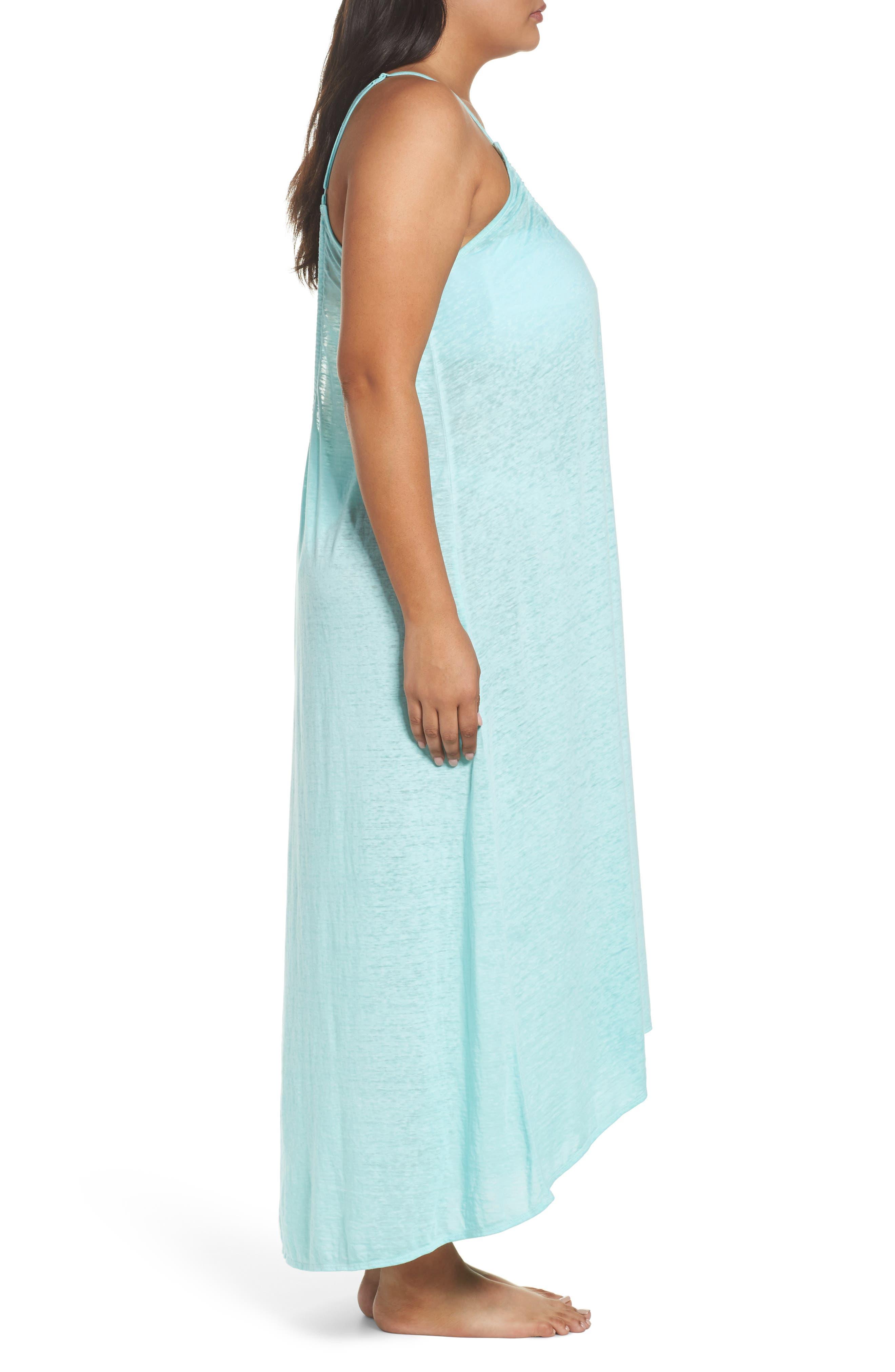Maxi Cover-Up Dress,                             Alternate thumbnail 14, color,