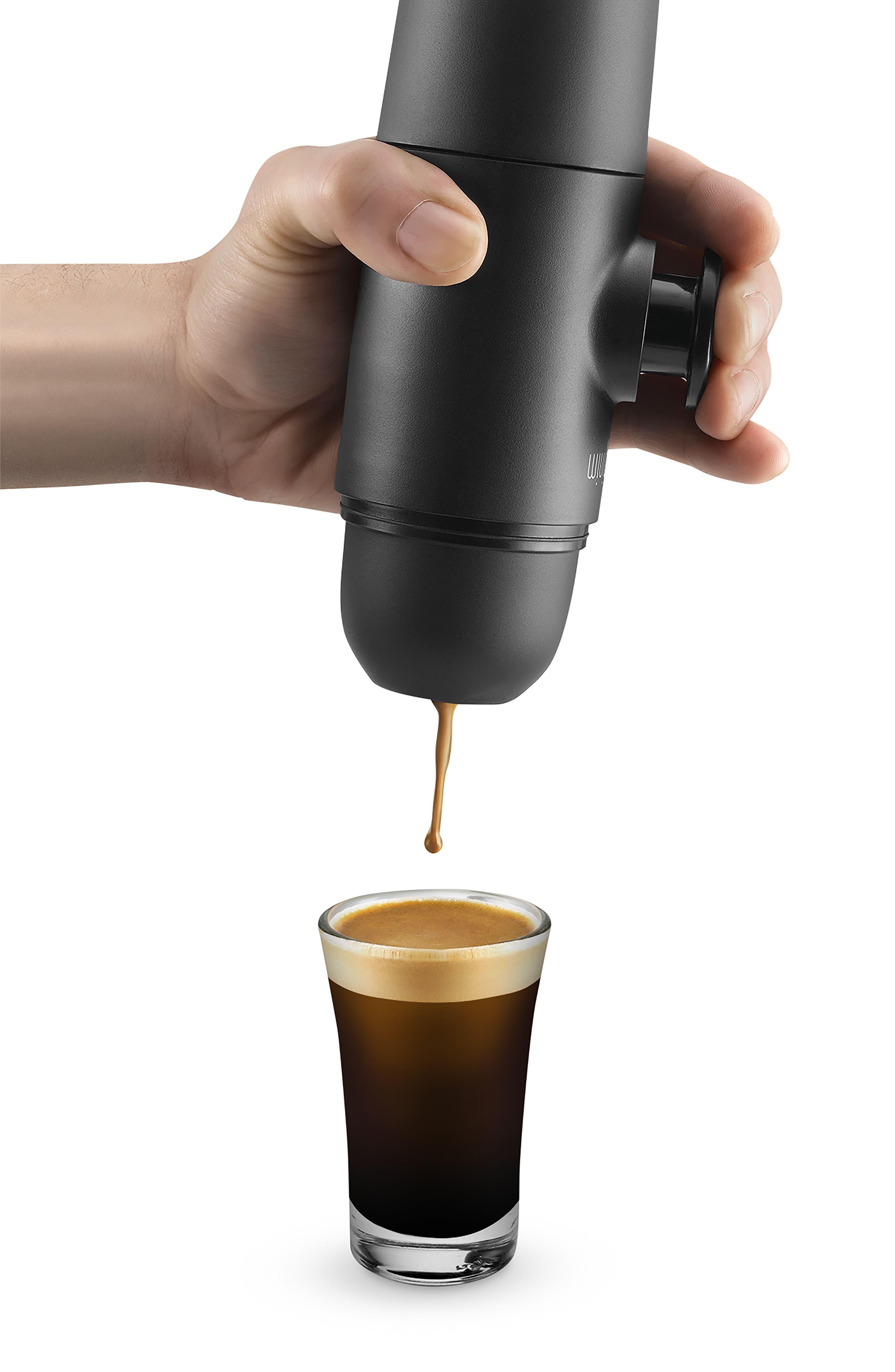 Minipresso Travel Espresso Maker,                             Alternate thumbnail 7, color,                             001