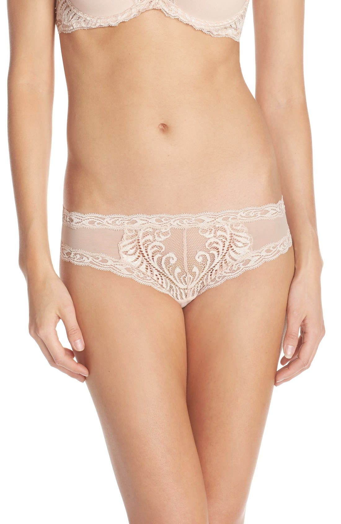 Feathers Hipster Briefs,                             Main thumbnail 36, color,