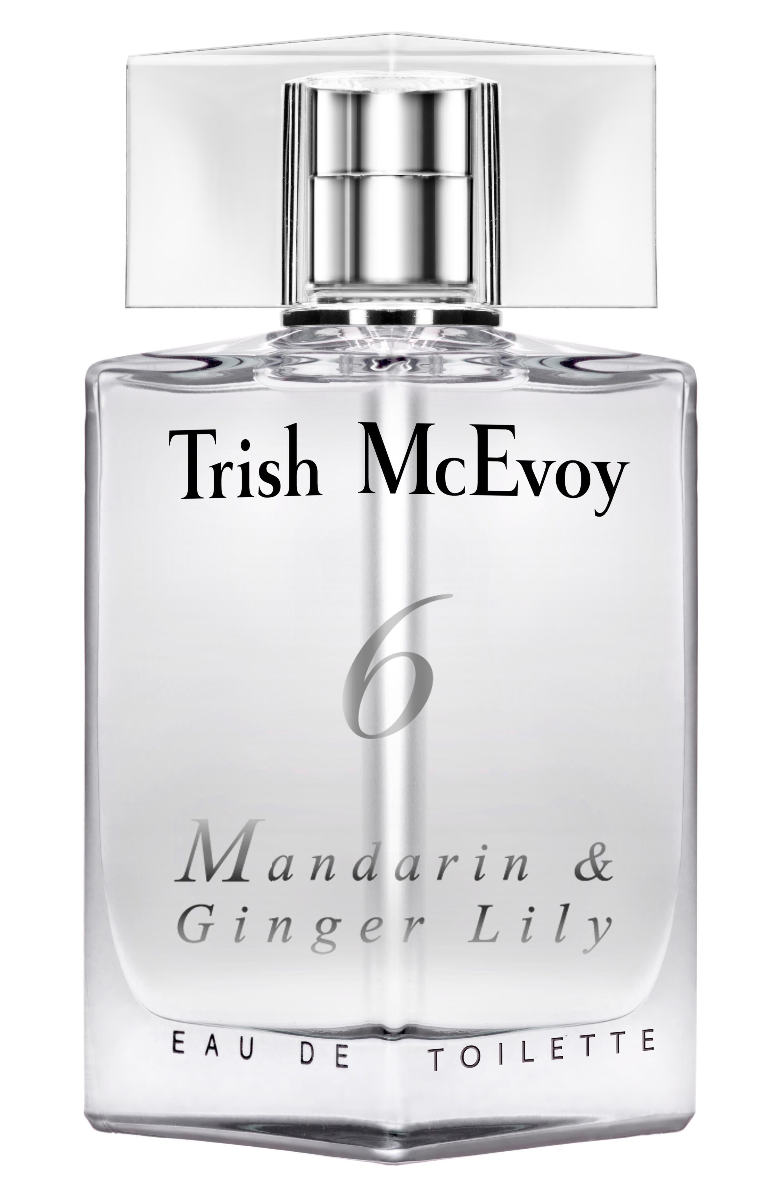 No. 6 Mandarin & Ginger Lily Eau de Toilette,                         Main,                         color, 000