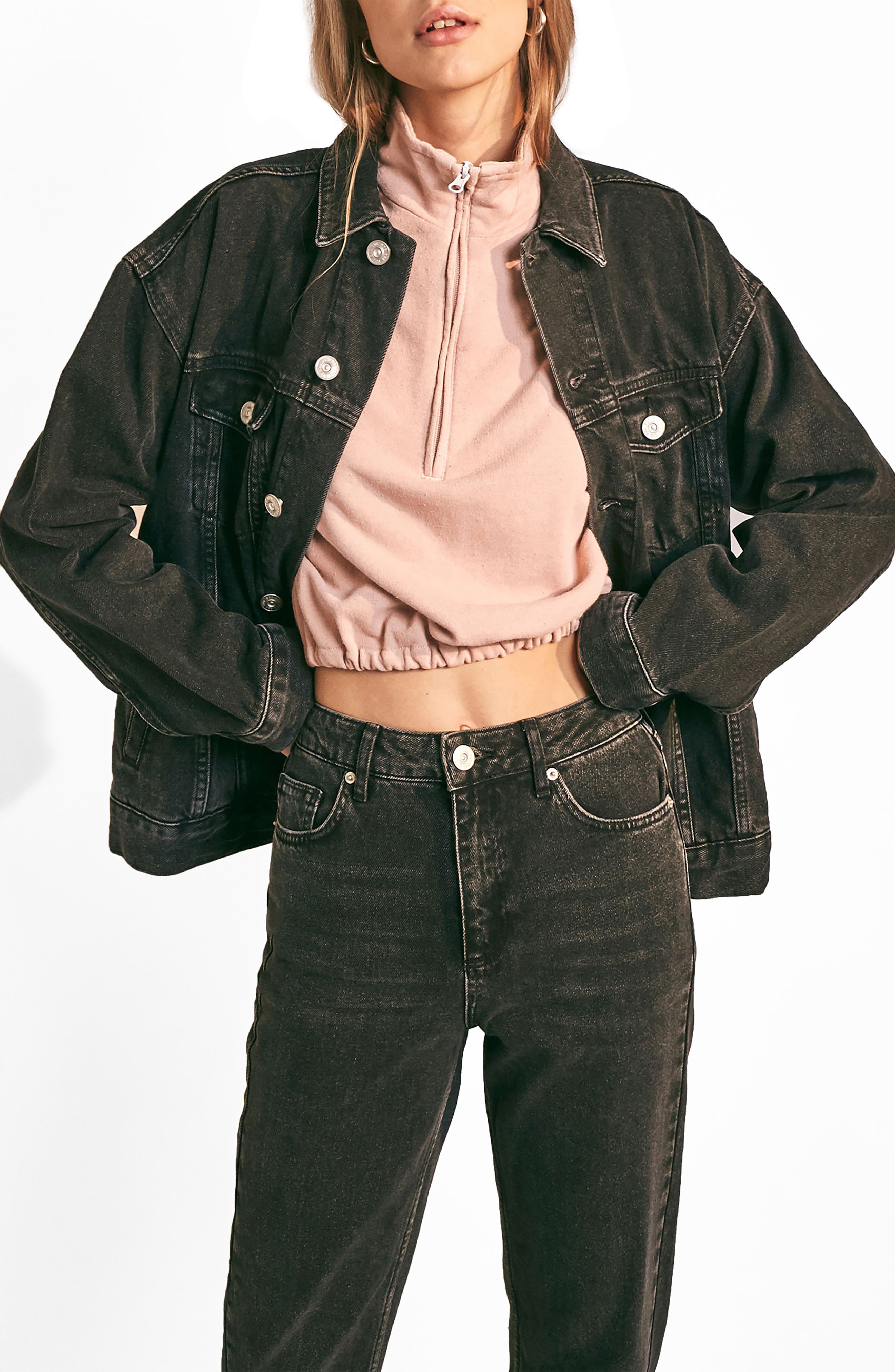 BDG,                             Urban Outfitters Mom Jeans,                             Alternate thumbnail 9, color,                             CARBON