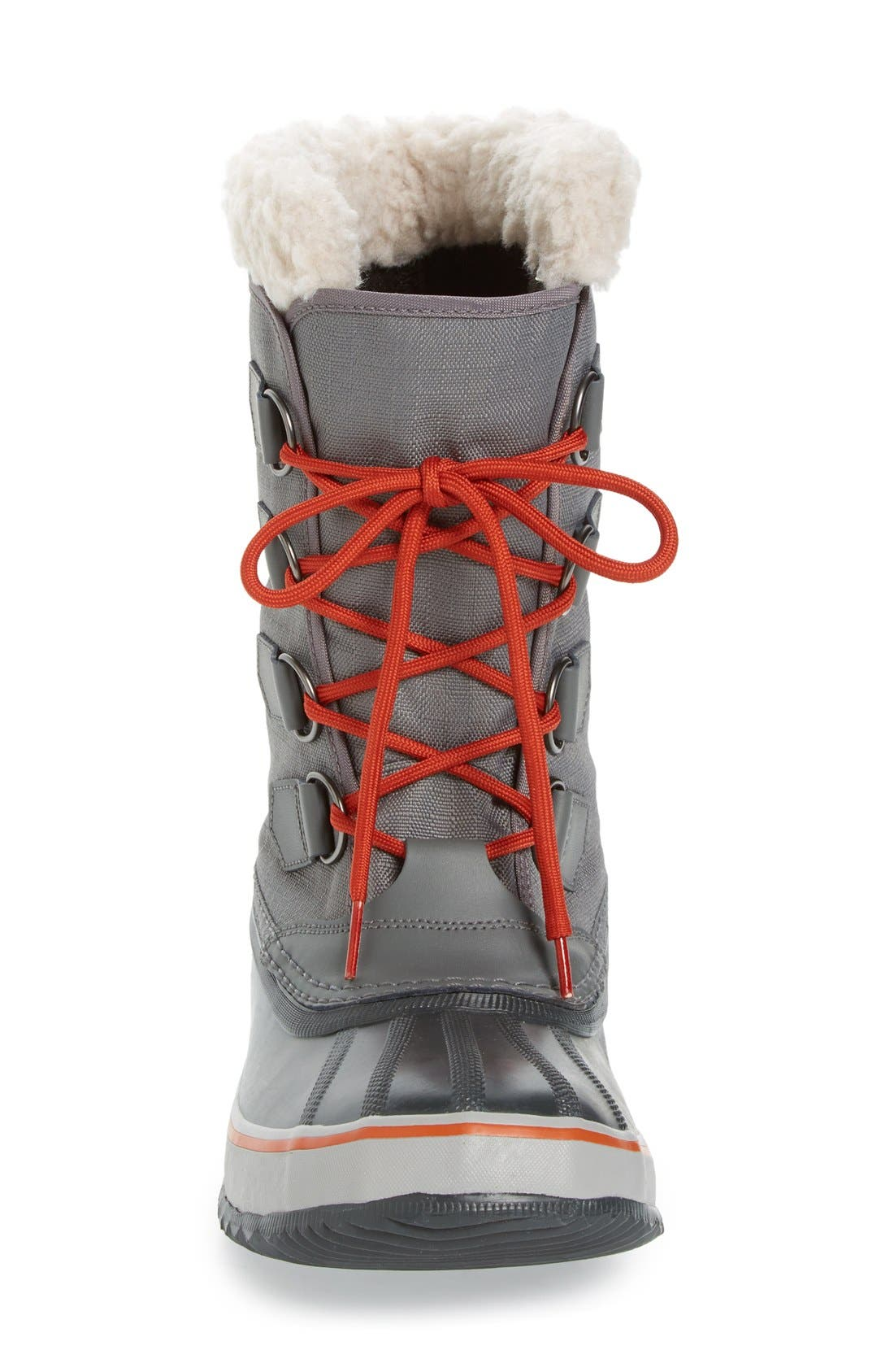 '1964 PAC' Snow Boot,                             Alternate thumbnail 3, color,                             DARK FOG/ SHARK GREY
