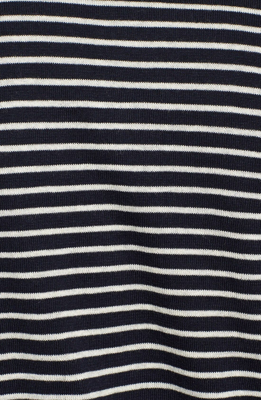 SCOTCH & SODA,                             'Granded' Stripe Henley Sweater with T-Shirt,                             Alternate thumbnail 3, color,                             400