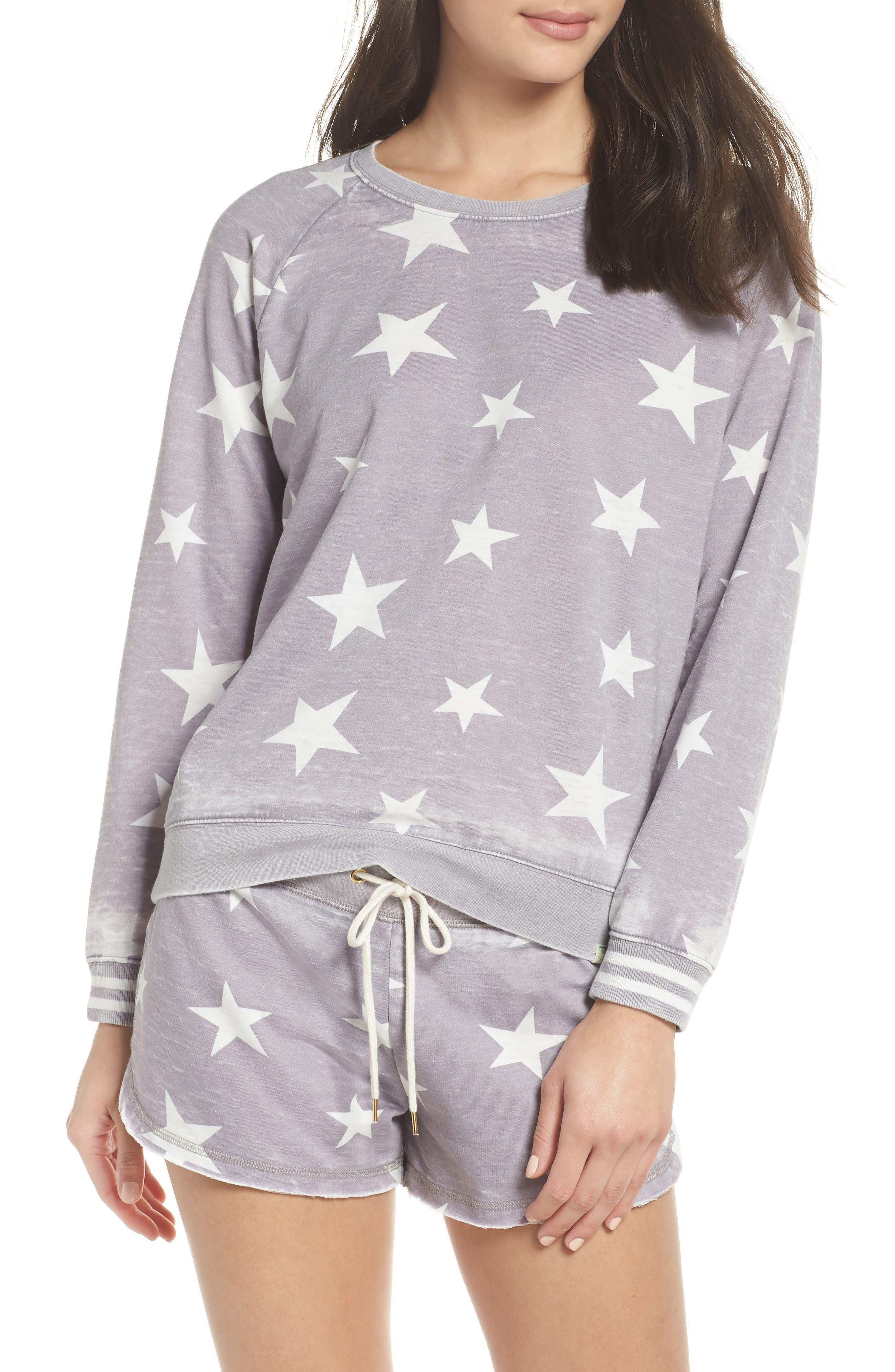 Burnout Lounge Sweatshirt,                         Main,                         color,