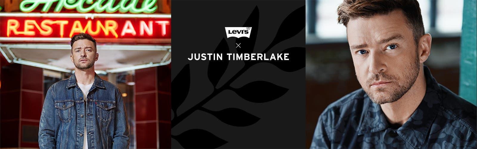 a6df945ce0478 Levi s x Justin Timberlake  spring ...