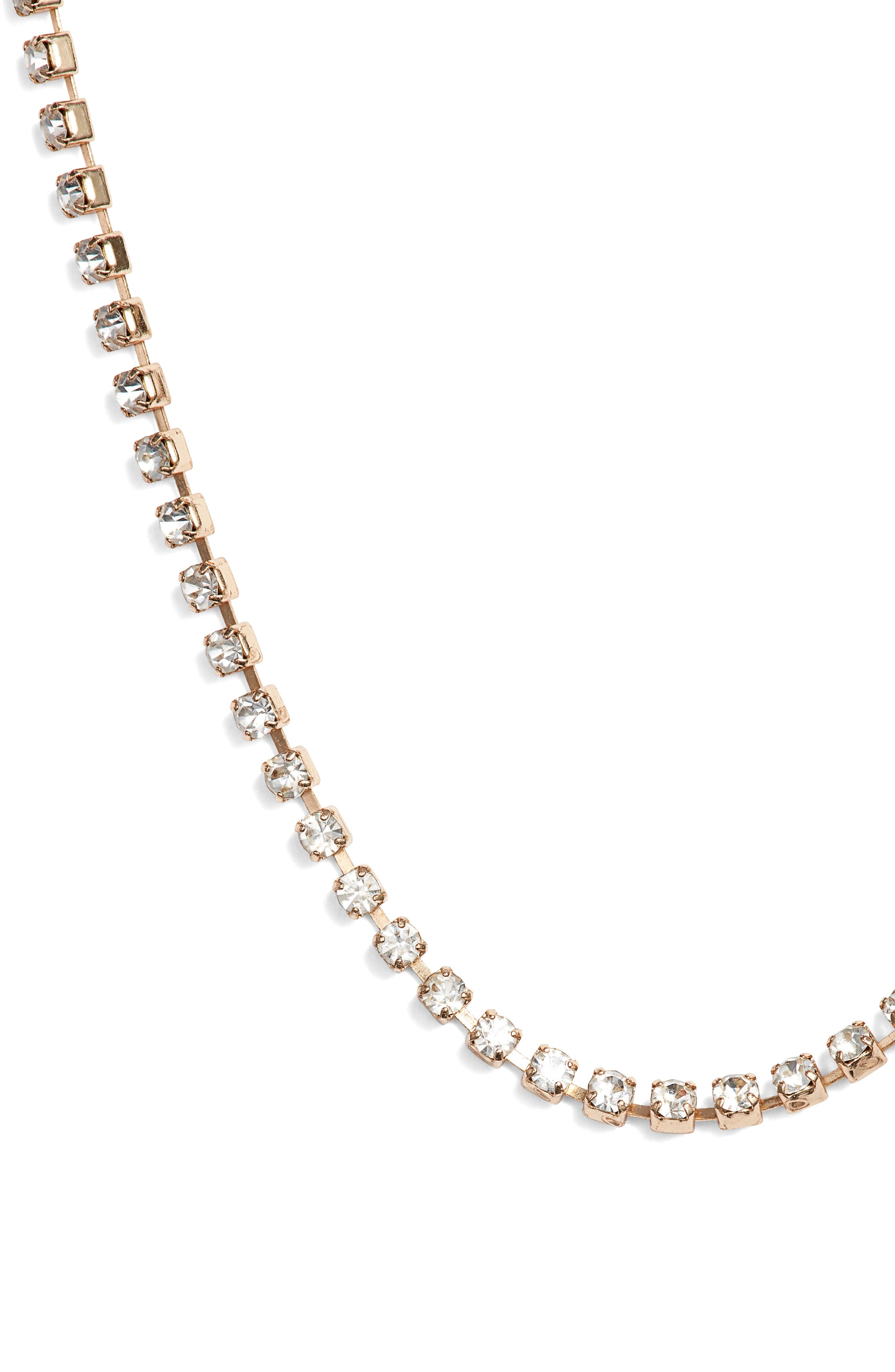 Purdy Necklace,                         Main,                         color, GOLD