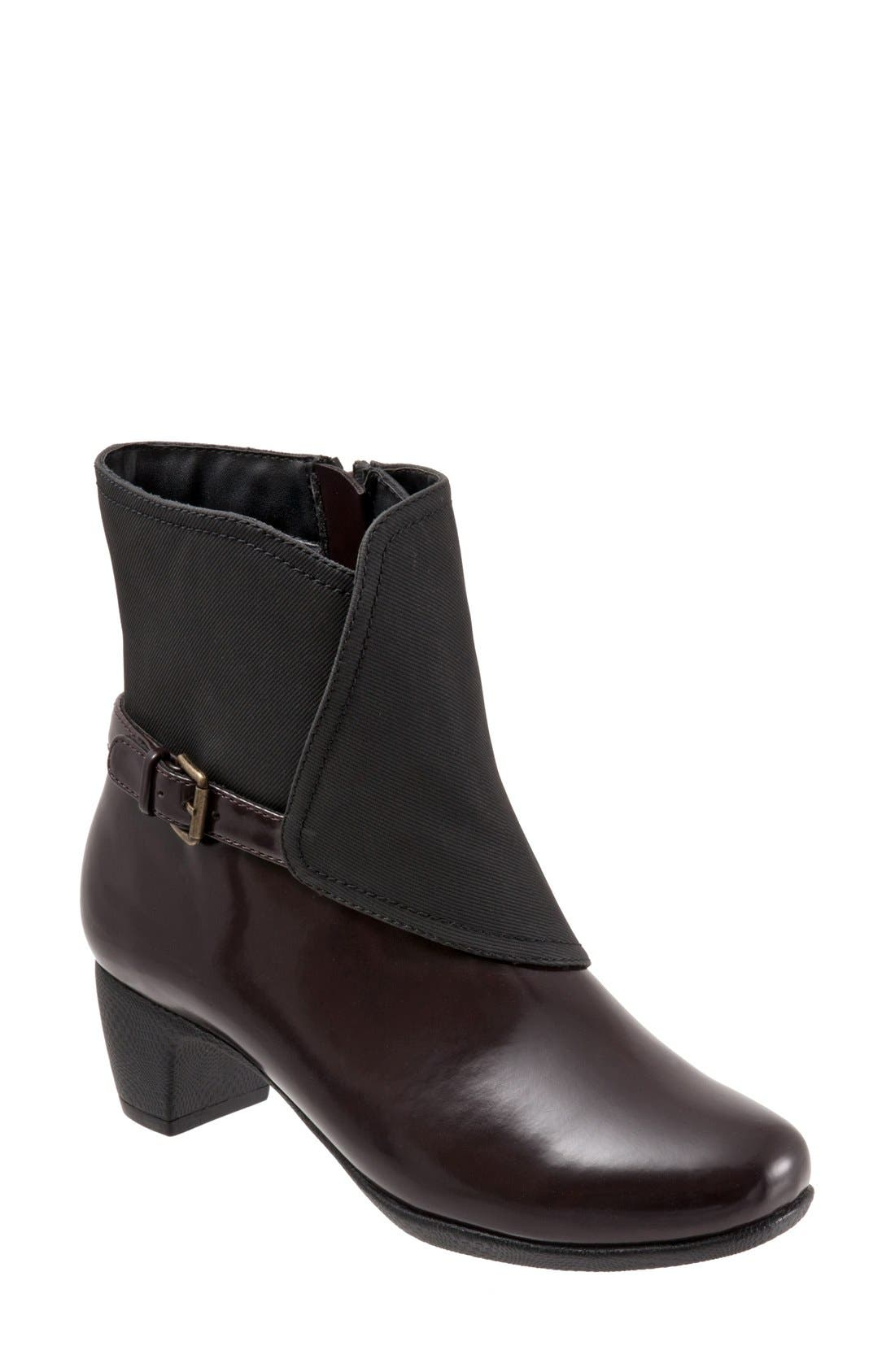 'Puddles' Waterproof Bootie,                         Main,                         color, 642