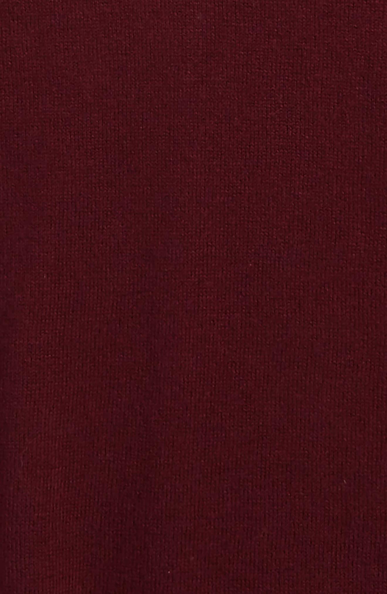 V-Neck Sweater,                             Alternate thumbnail 6, color,