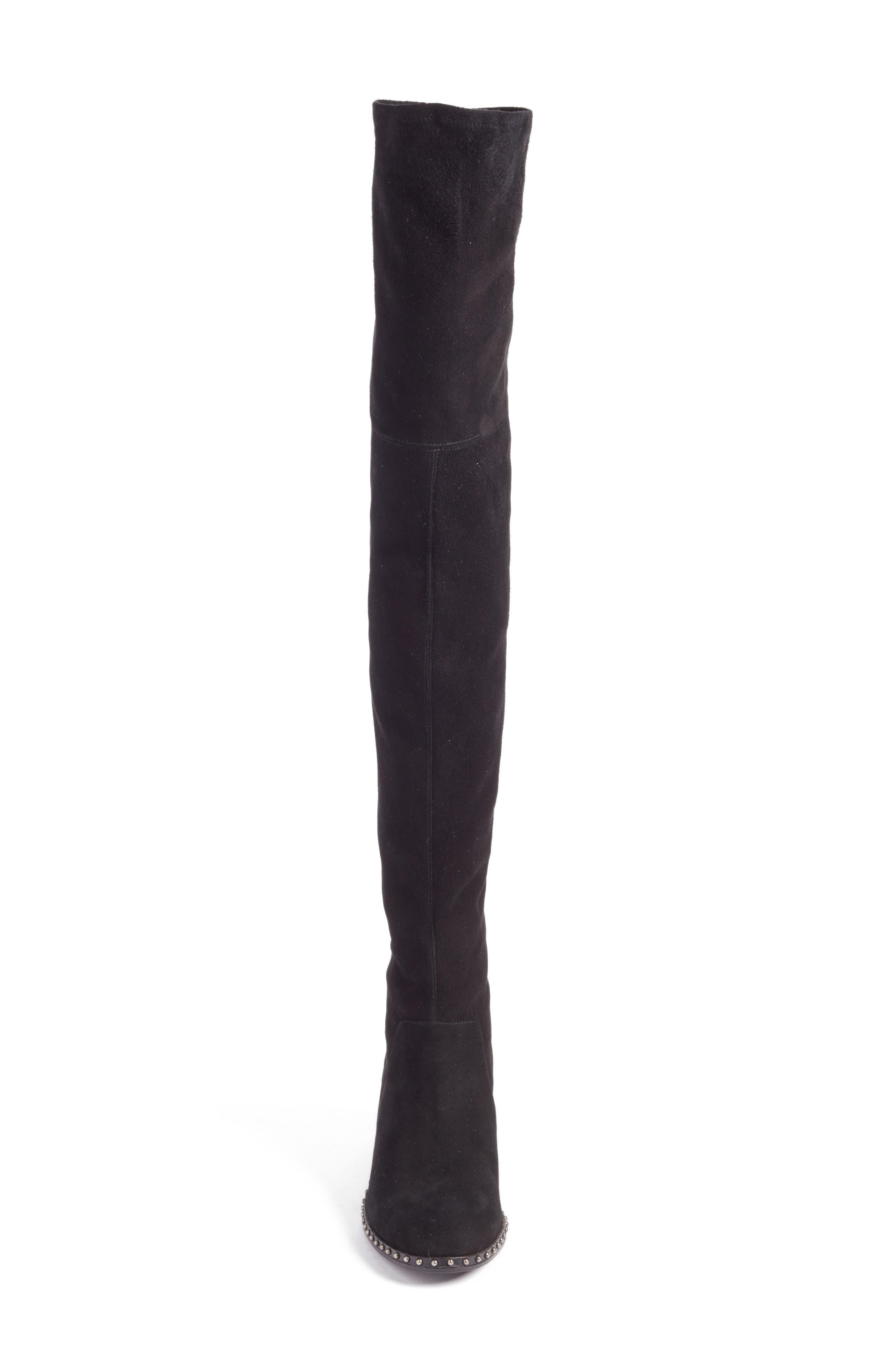 Rina Over the Knee Boot,                             Alternate thumbnail 4, color,                             008