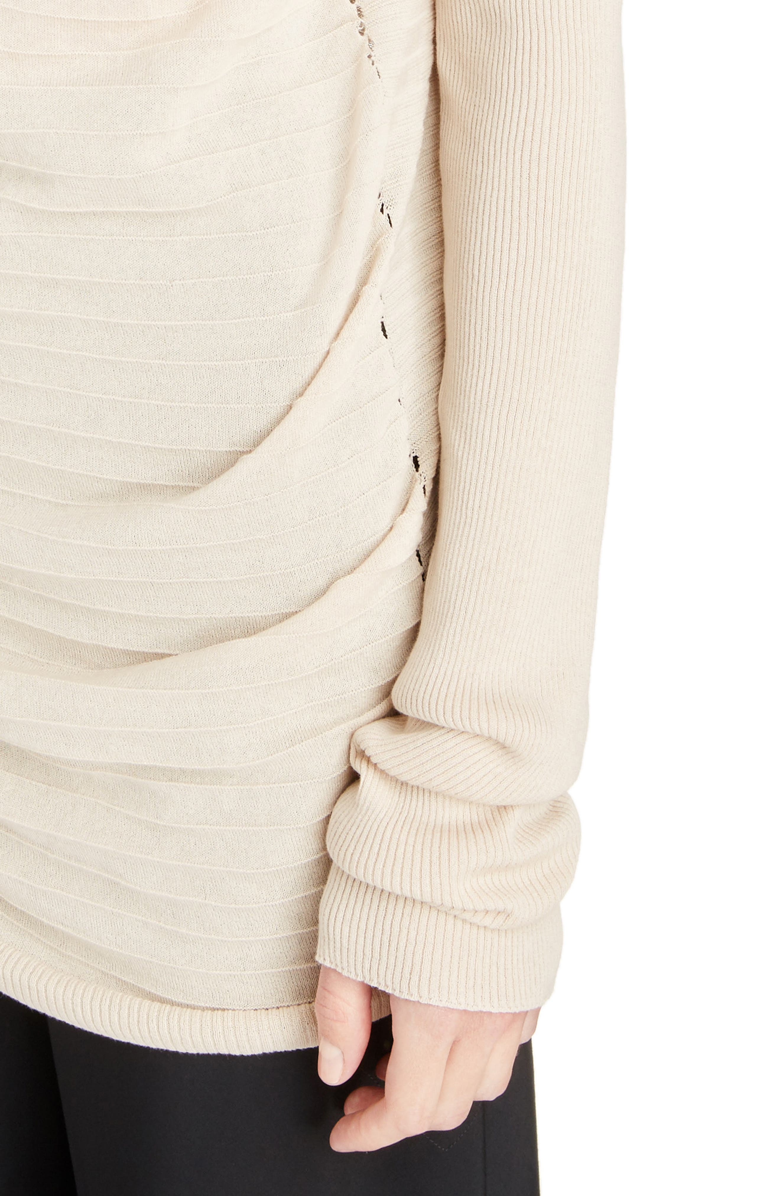 Abstract Sweater,                             Alternate thumbnail 4, color,