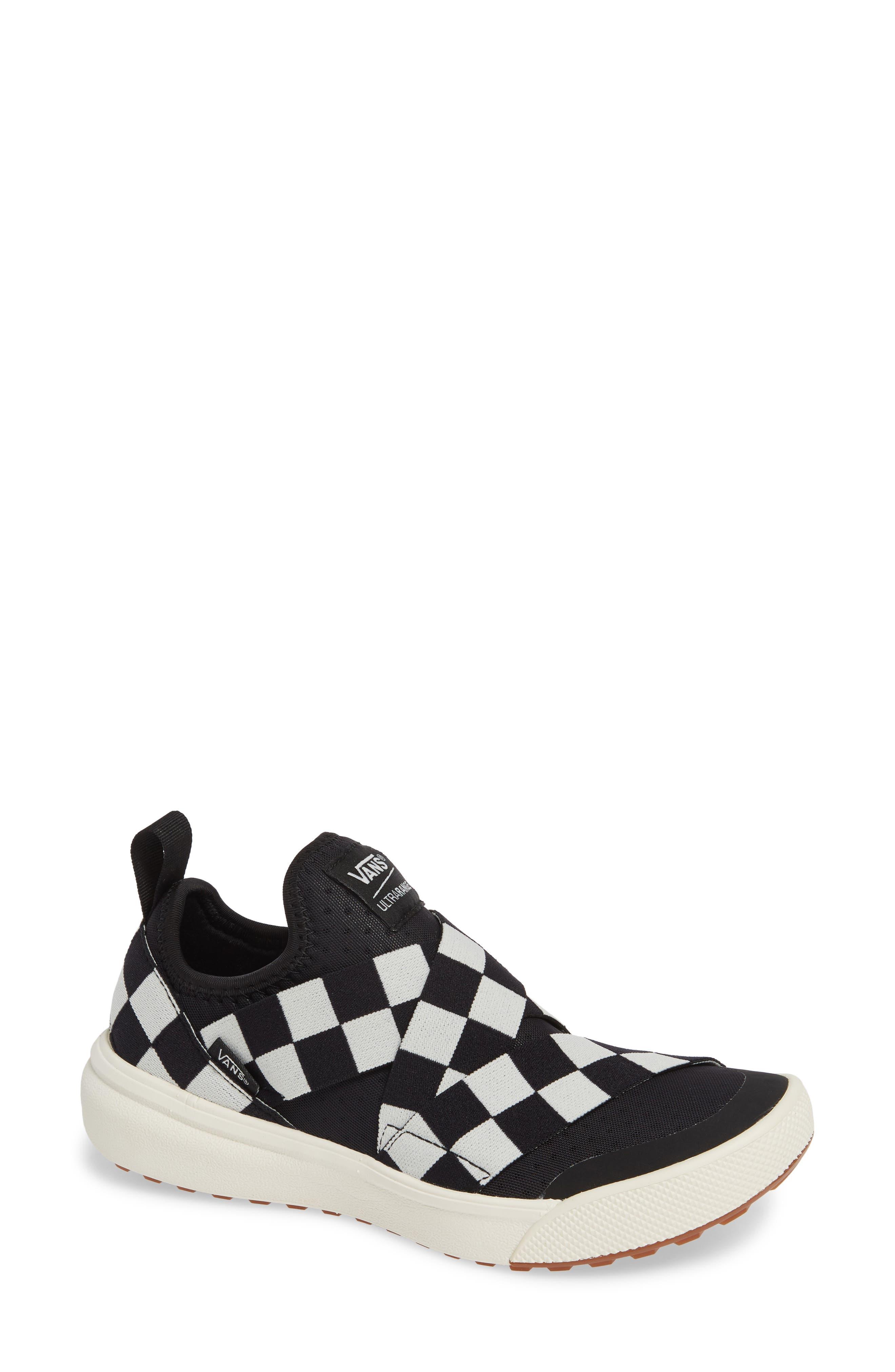 UltraRange Gore Slip-On Sneaker, Main, color, 001