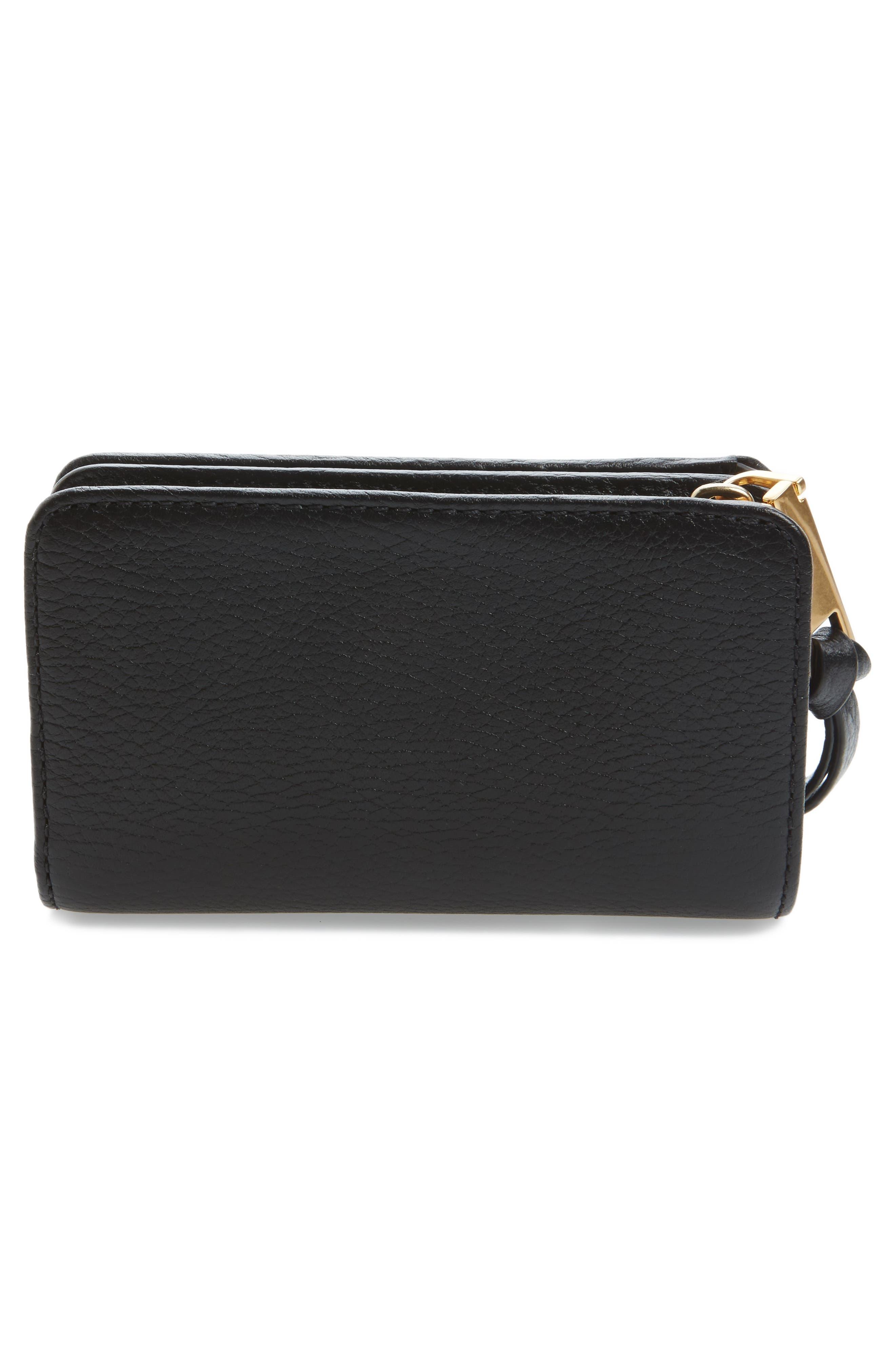 Recruit Compact Wallet,                             Alternate thumbnail 3, color,                             001