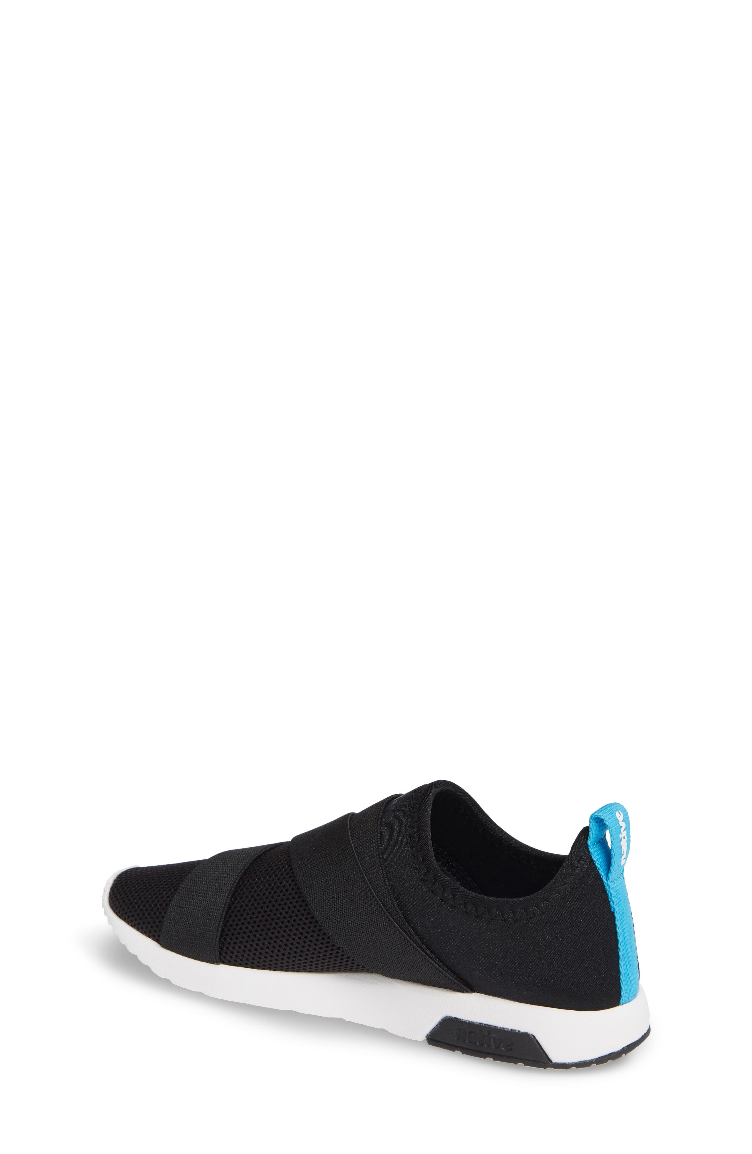 Phoenix Slip-On Sneaker,                             Alternate thumbnail 2, color,                             JIFFY BLACK/ SHELL WHITE