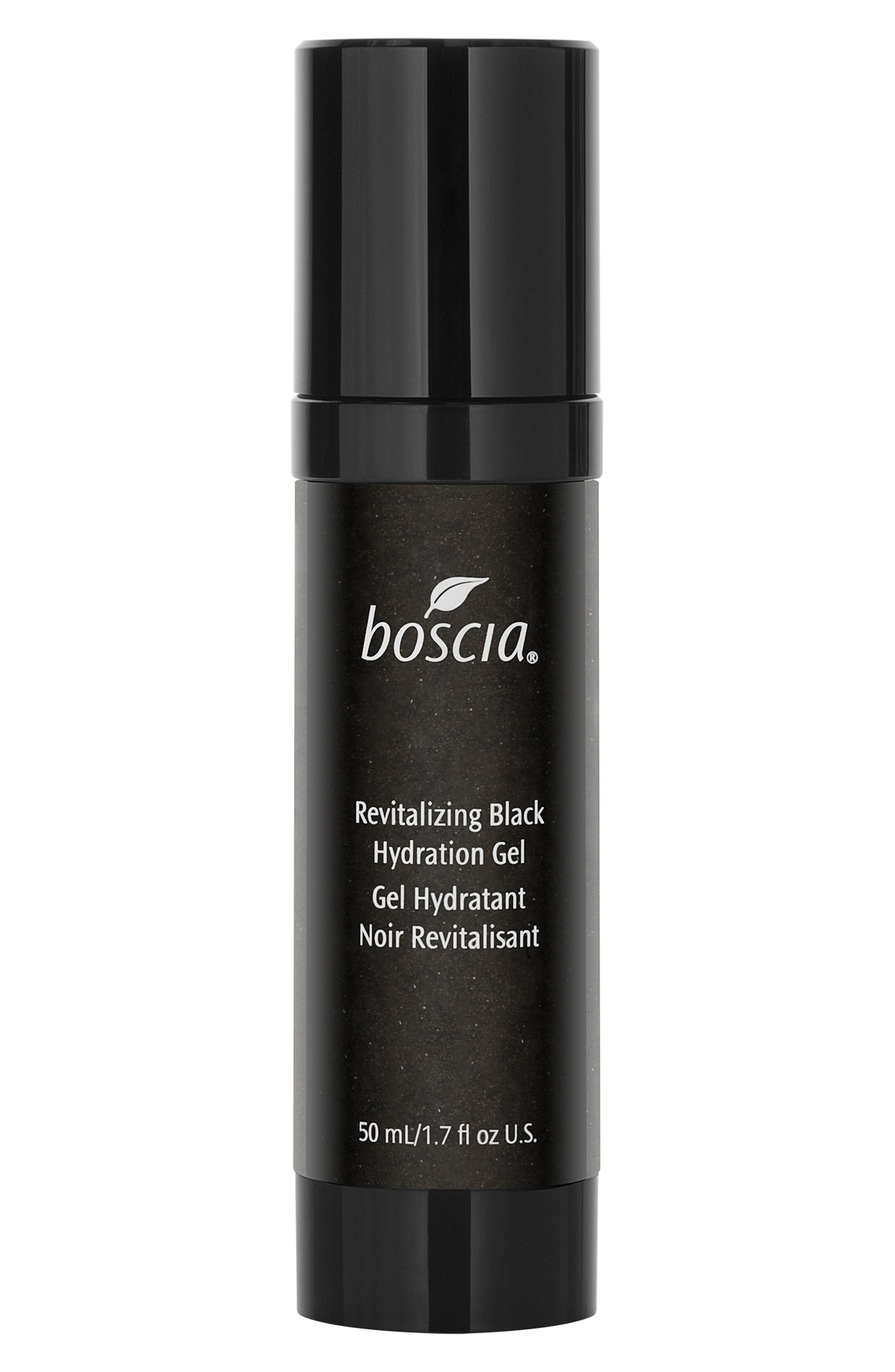 Revitalizing Black Charcoal Hydration Gel,                         Main,                         color, NO COLOR