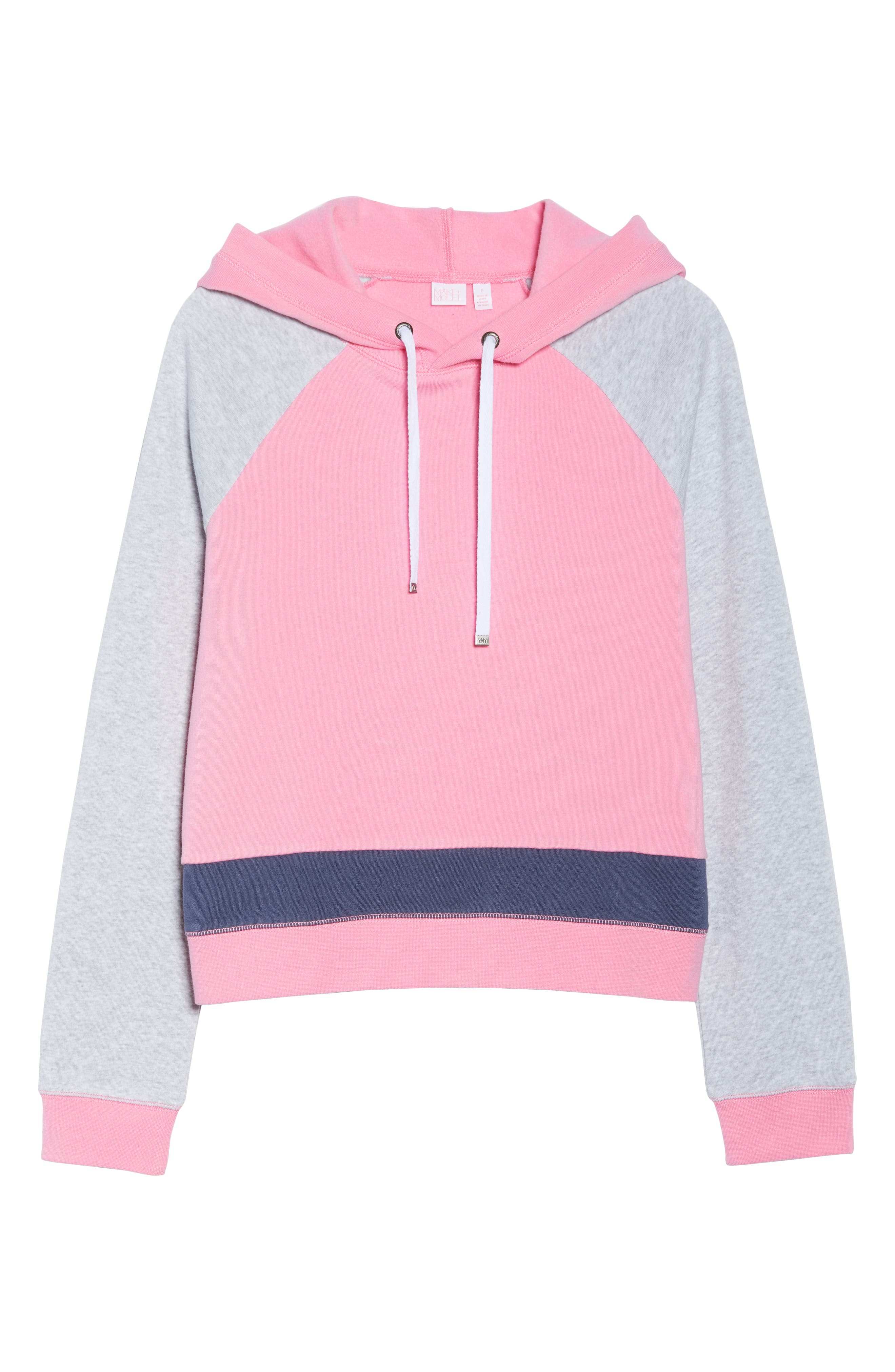Sleepy Fleece Hoodie,                             Alternate thumbnail 6, color,                             660