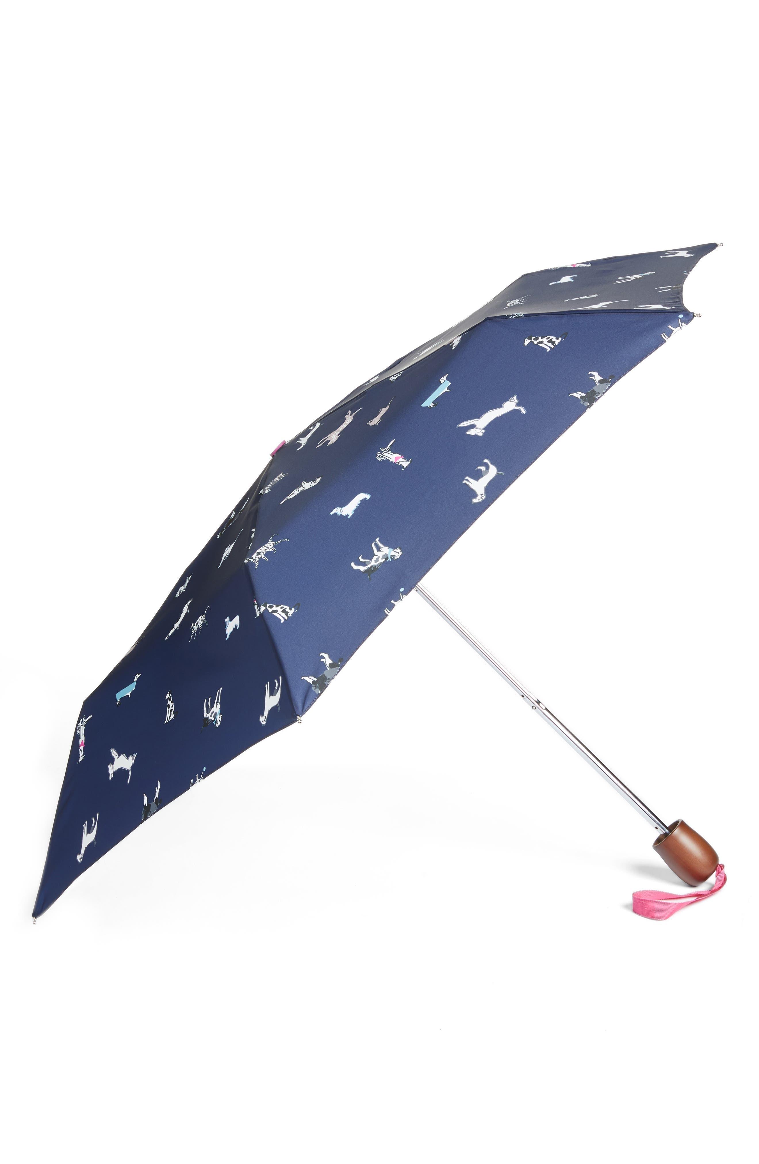 Right as Rain Print Umbrella,                             Main thumbnail 1, color,                             419