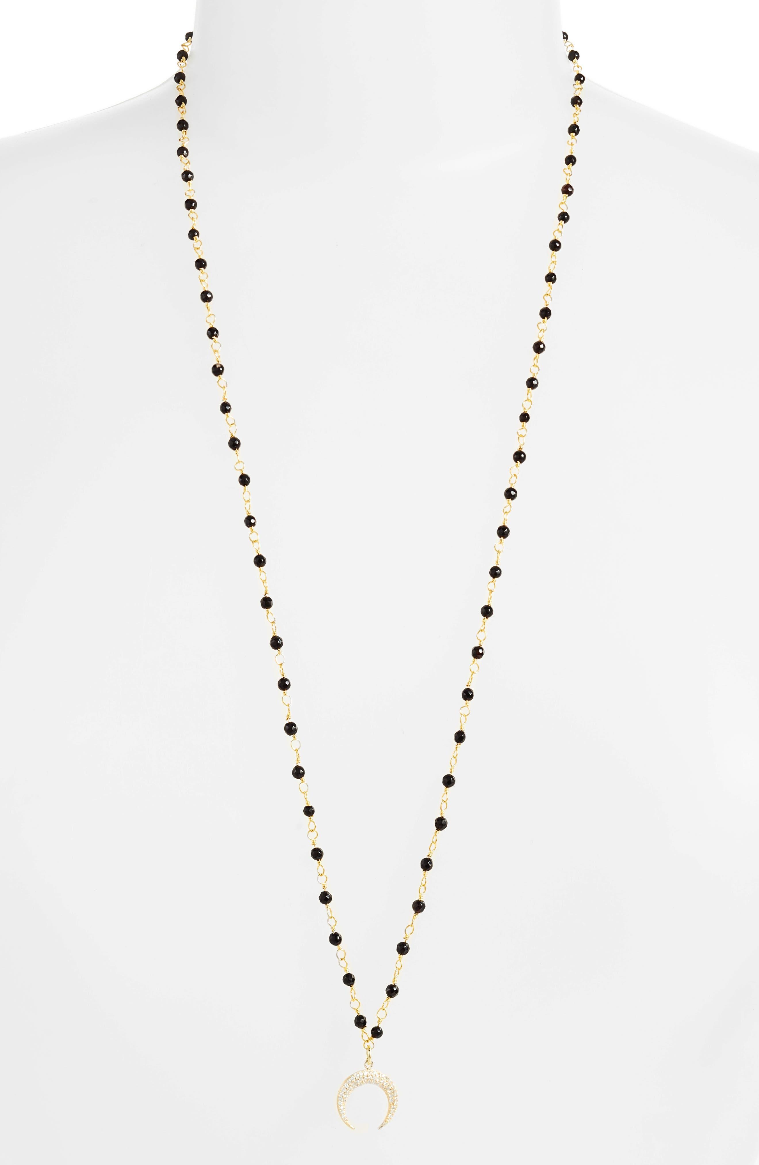 Cellini Pendant Necklace,                             Main thumbnail 1, color,                             001