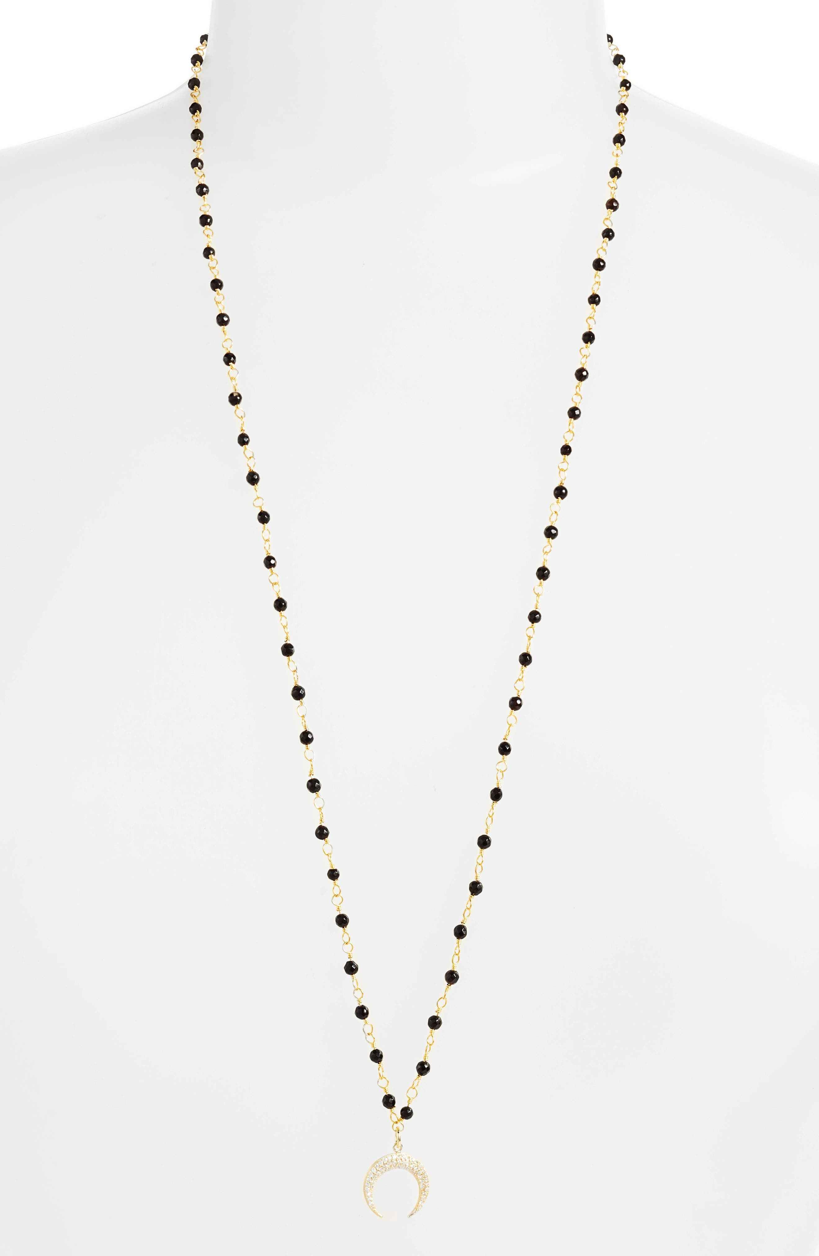 Cellini Pendant Necklace,                         Main,                         color, 001