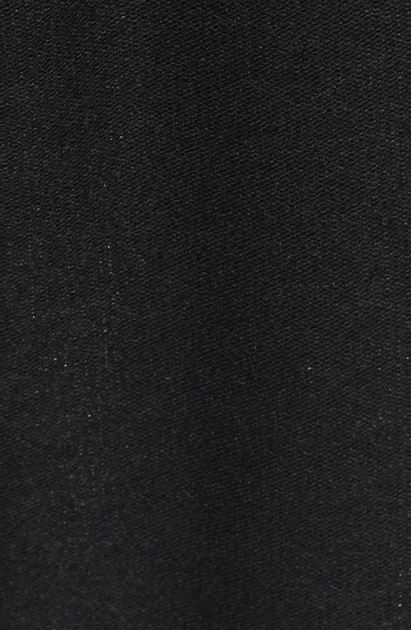 Ultra Soft Jogger Pants,                             Alternate thumbnail 5, color,                             BLACK