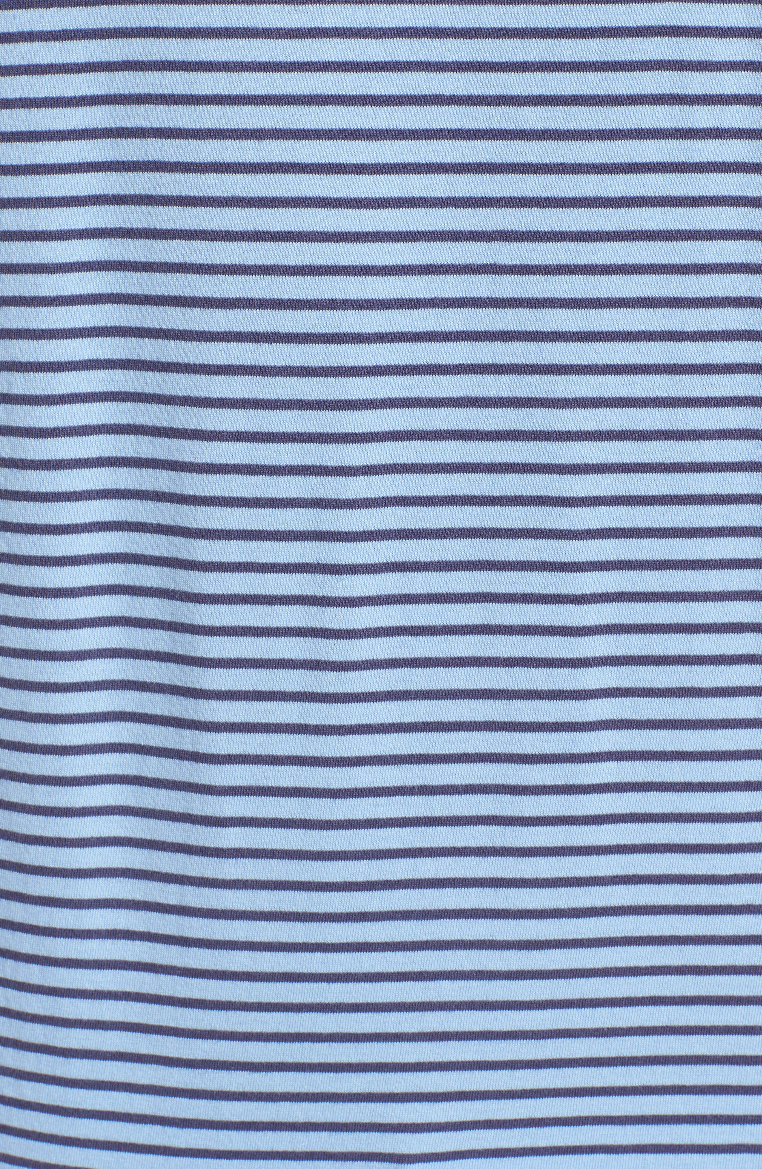 Macon Regular Fit Stripe Polo,                             Alternate thumbnail 9, color,
