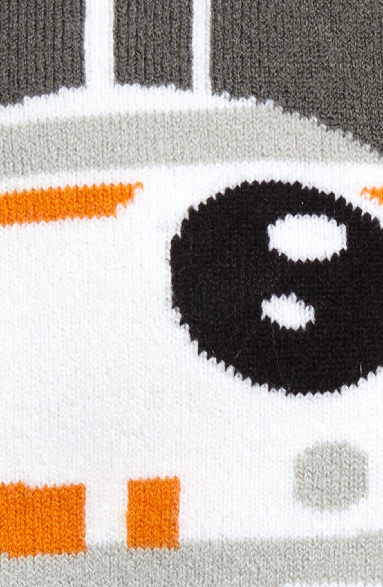 BB-8 Beanie,                             Alternate thumbnail 2, color,