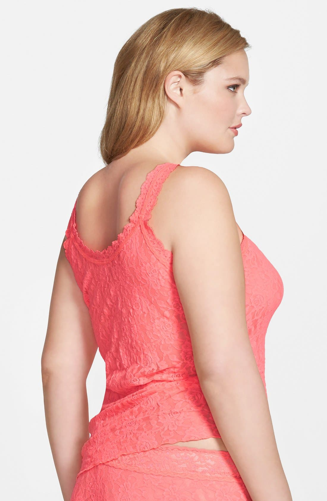 'Signature' Lace Camisole,                         Main,                         color, 440