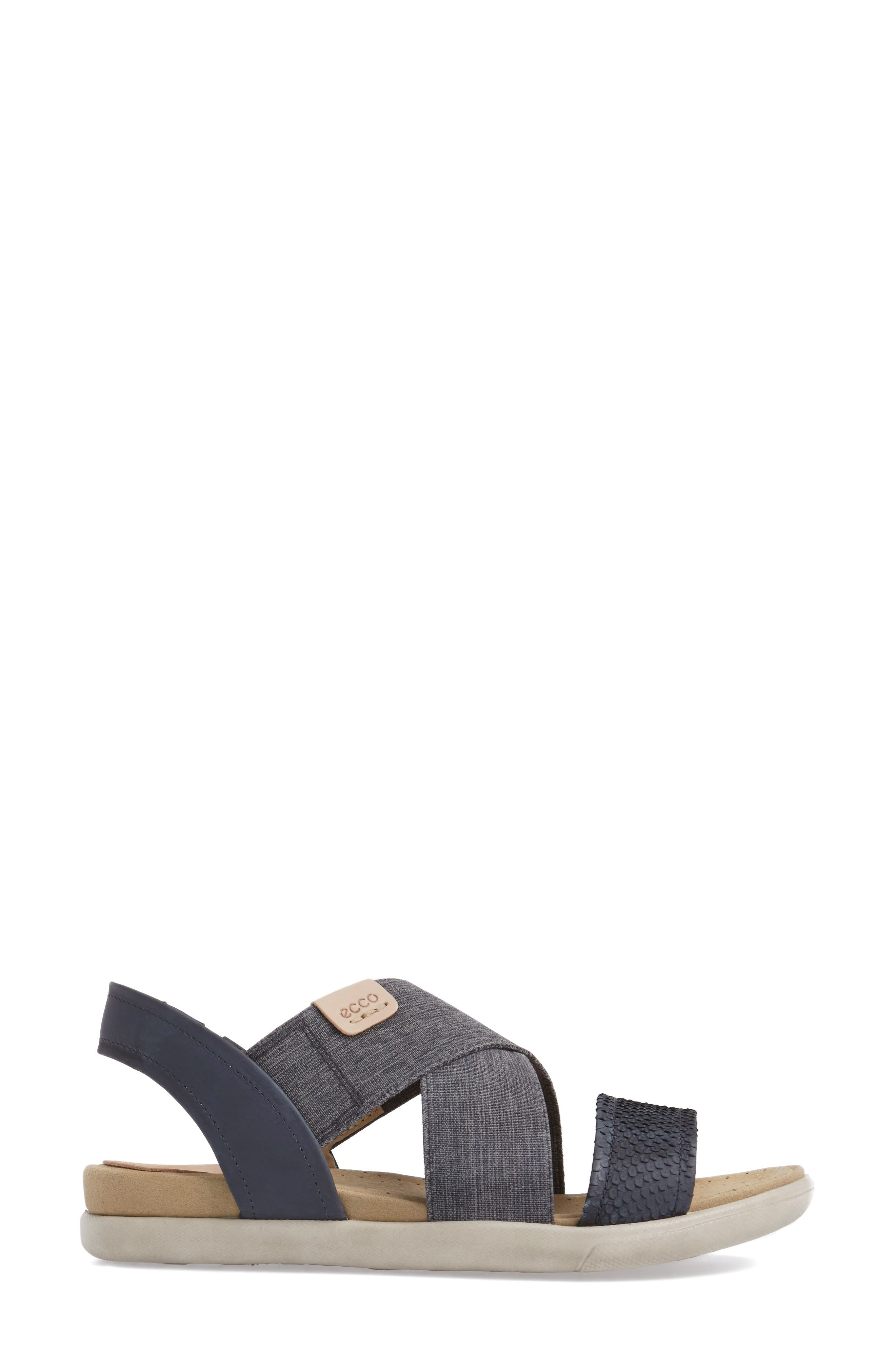 Damara Cross-Strap Sandal,                             Alternate thumbnail 19, color,