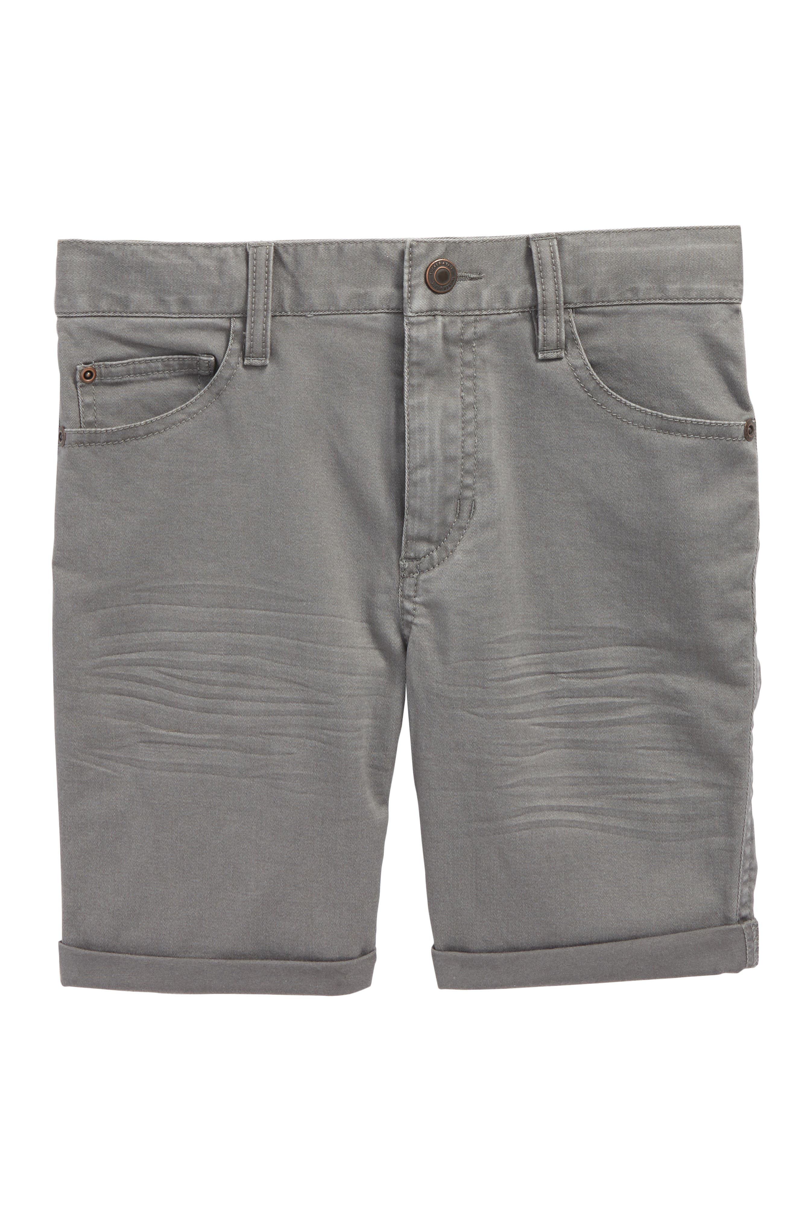 Stretch Twill Shorts,                             Main thumbnail 1, color,                             021