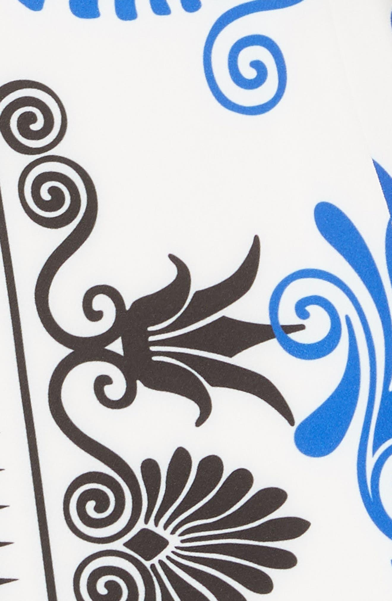 Eros Stretch Cady Sheath Dress,                             Alternate thumbnail 6, color,                             112