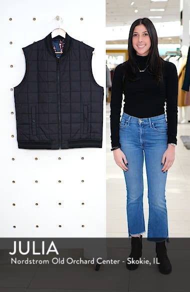 Oakcake Slim Quilted Gilet, sales video thumbnail