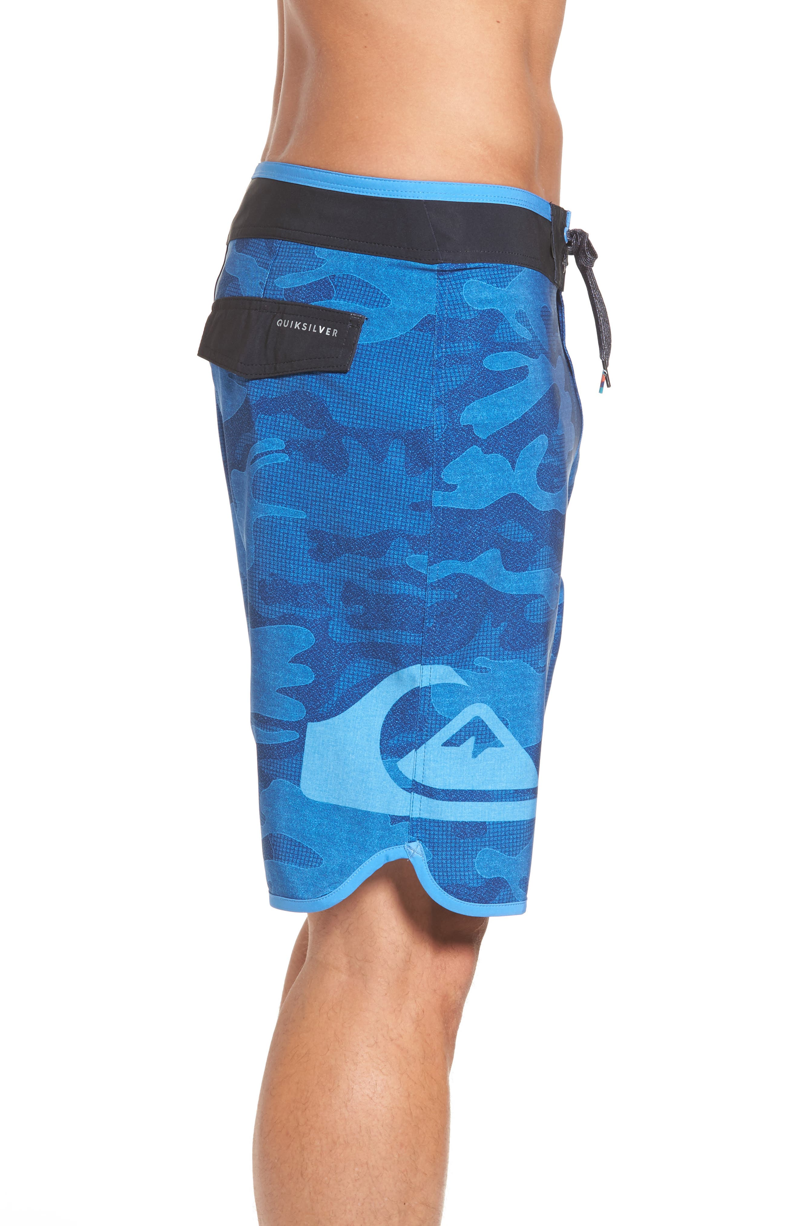 New Wave Everyday Board Shorts,                             Alternate thumbnail 3, color,                             422
