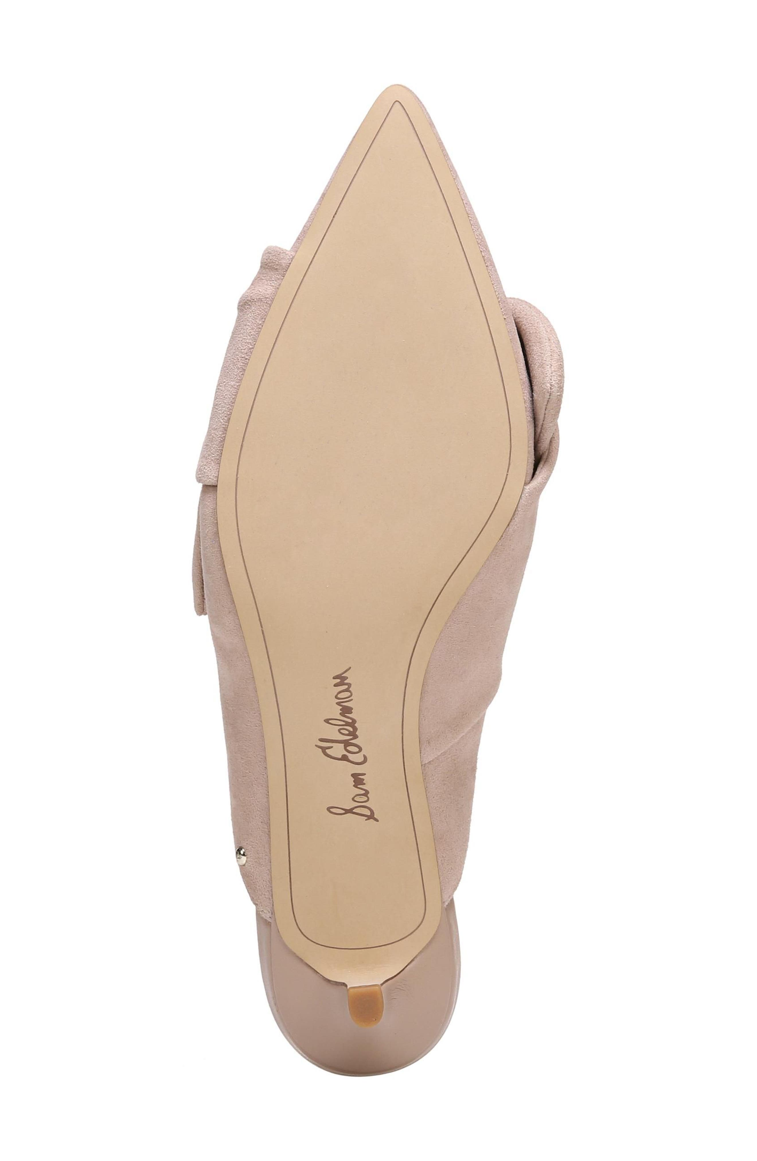 Laney Pointy Toe Mule,                             Alternate thumbnail 30, color,