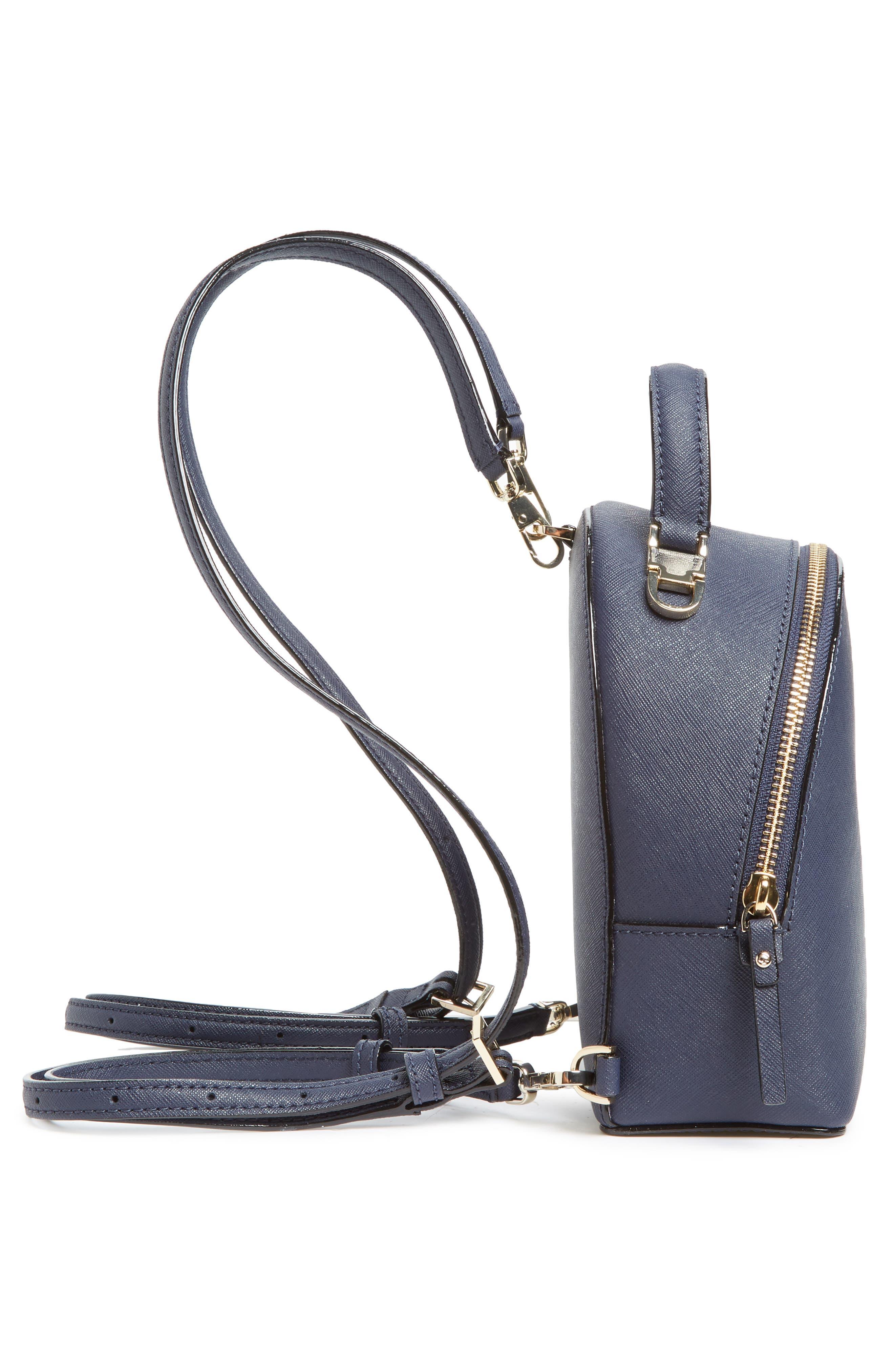 cameron street binx backpack,                             Alternate thumbnail 6, color,                             BLAZER BLUE