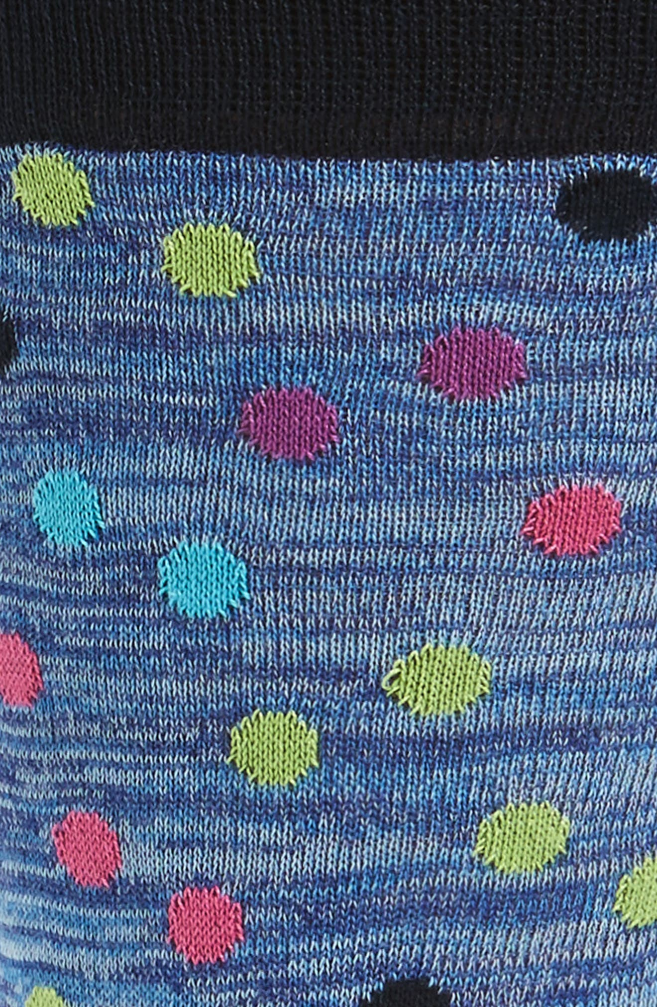 Polka Dot Socks,                             Alternate thumbnail 10, color,