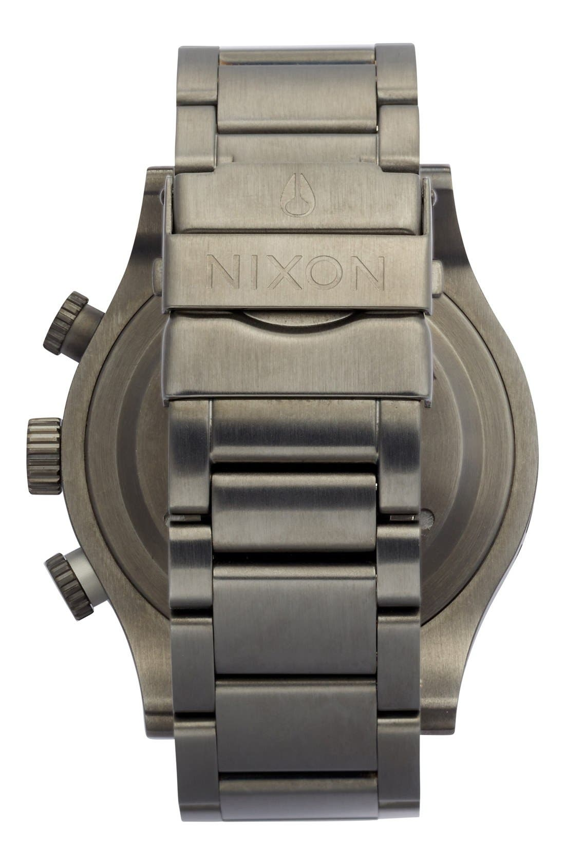 'The 48-20' Chronograph Watch, 48mm,                             Alternate thumbnail 2, color,                             001