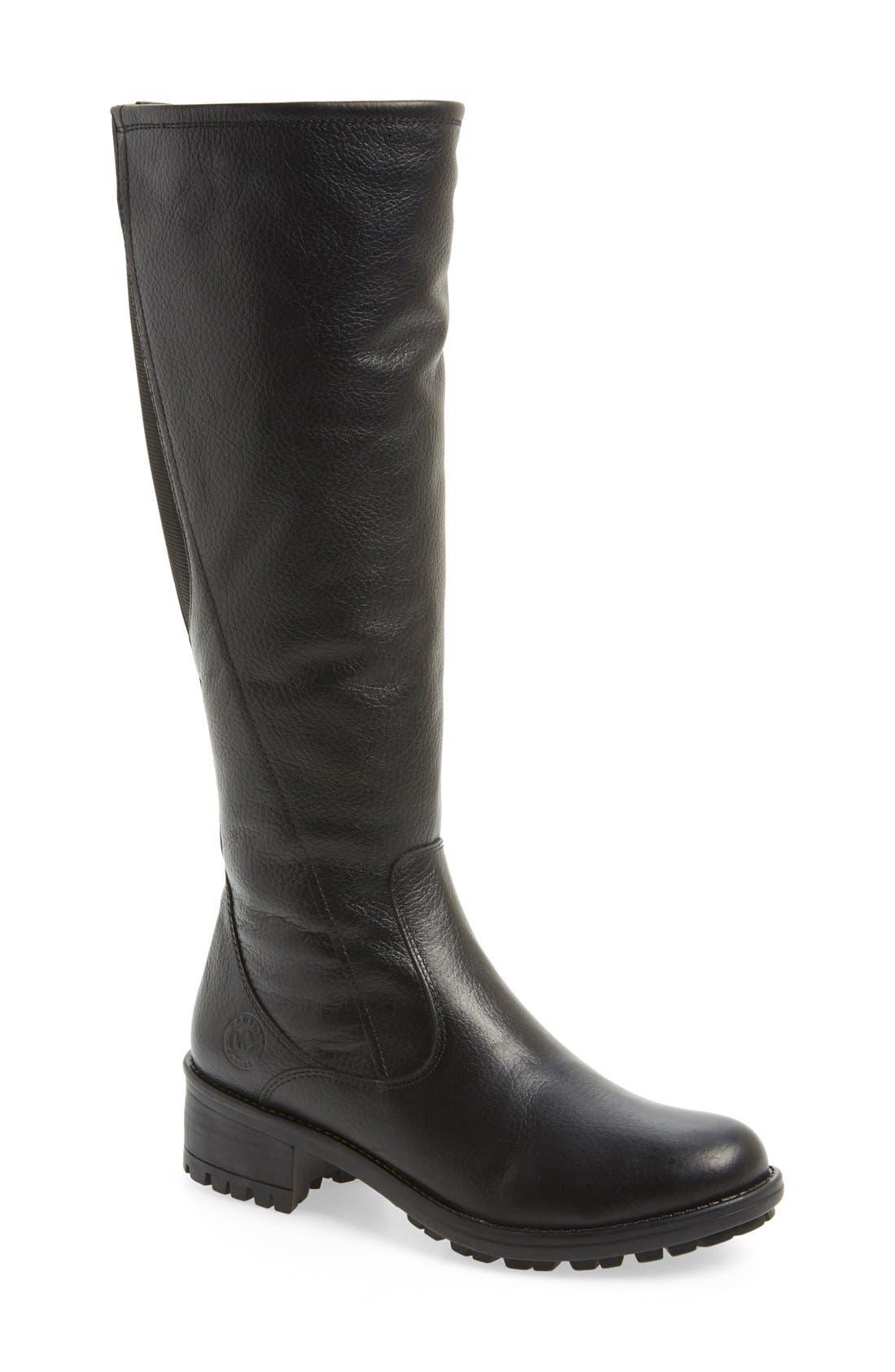 'Andrea' Waterproof Boot,                         Main,                         color, 004