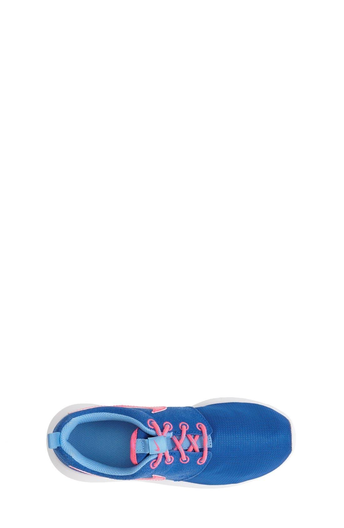 'Roshe Run' Athletic Shoe,                             Alternate thumbnail 130, color,